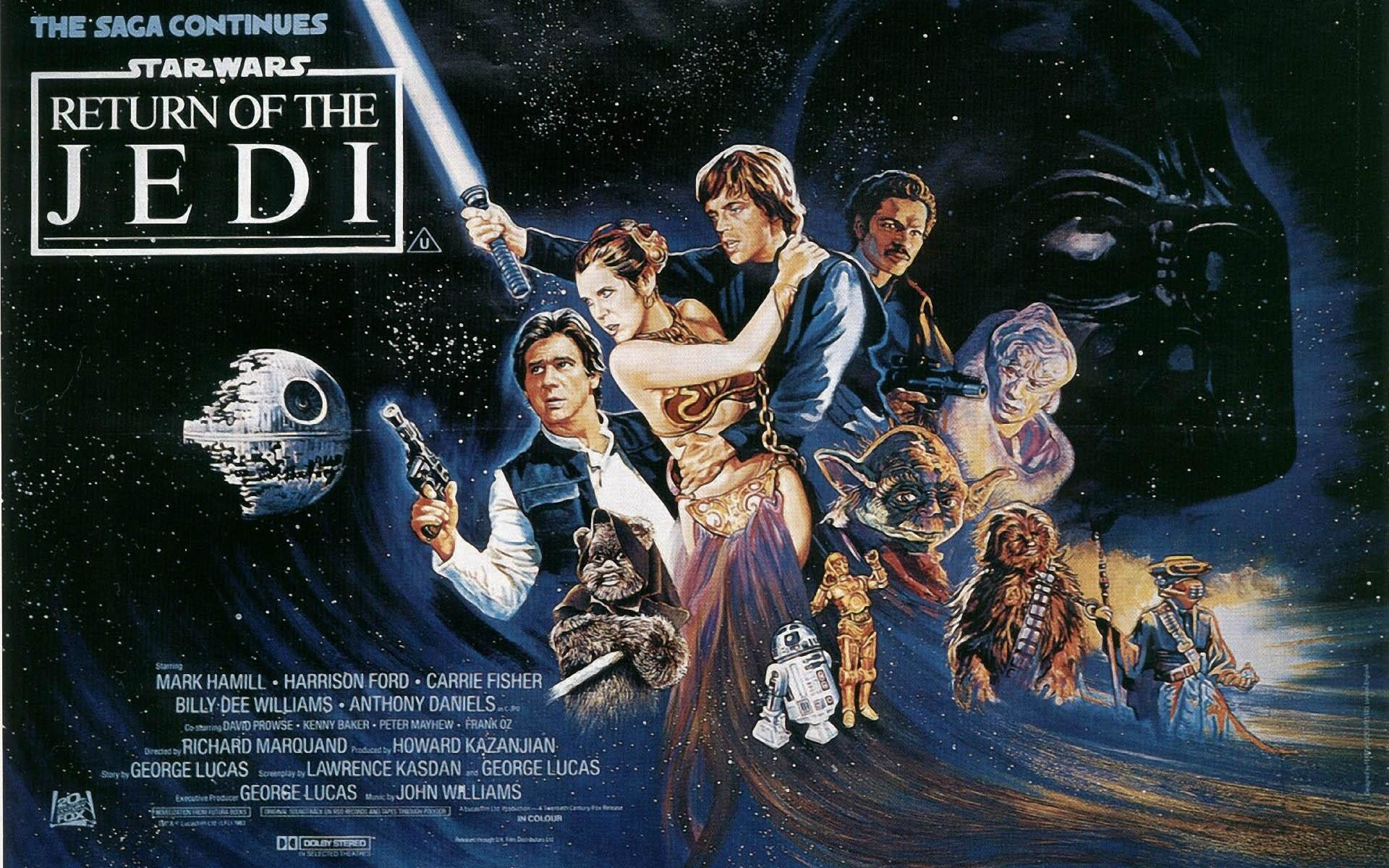 1920x1200 ... Return-of-the-Jedi-poster ...