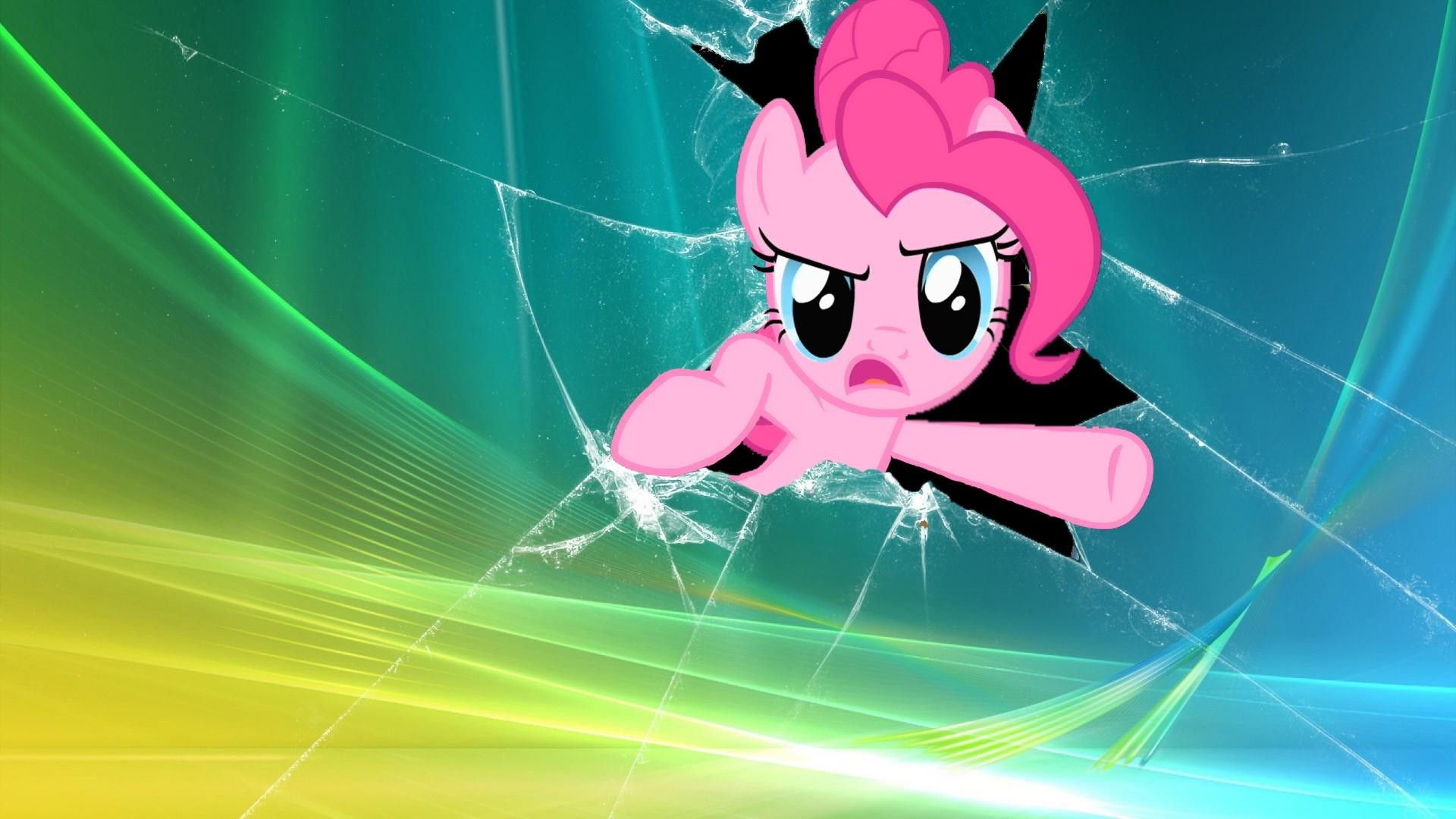 1920x1080 Broken Screen Wallpaper  Broken Screen My Little Pony