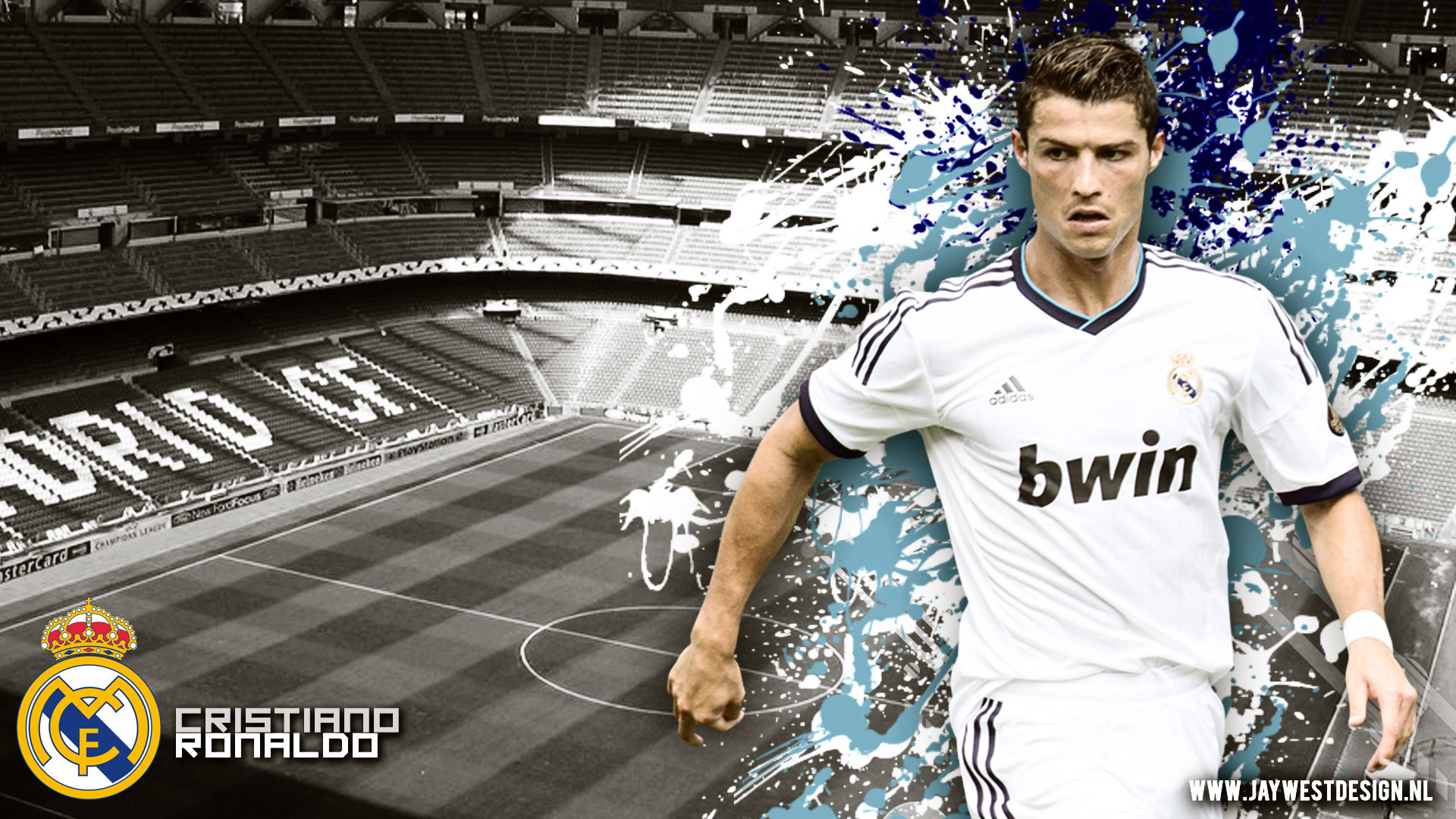 1920x1080 Football Real Madrid Wallpaper Hd 2013 - http://www.wallpapersoccer.com