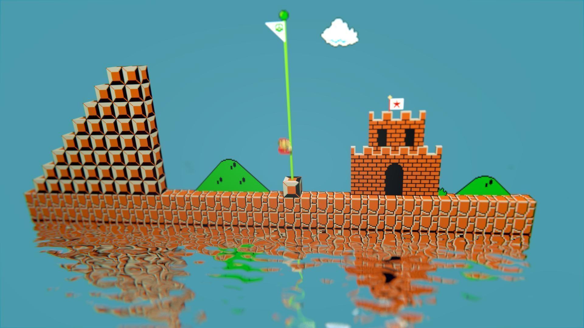 Марио 8 бит скачать бесплатно на компьютер