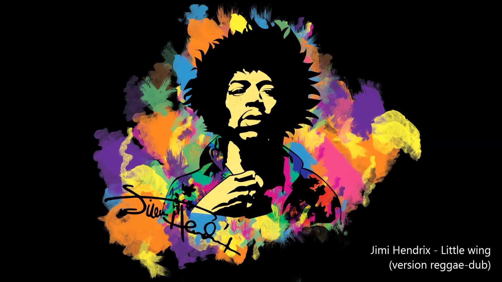1920x1200 Jimi Hendrix Wallpaper 34