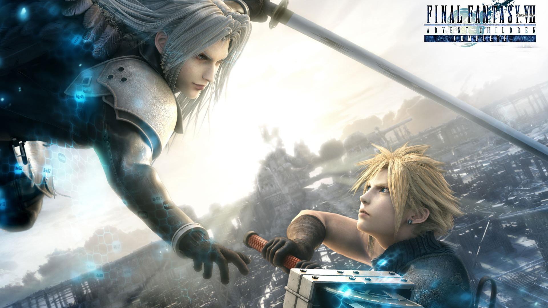 Final Fantasy 7 Advent Children Wallpaper 74 Images