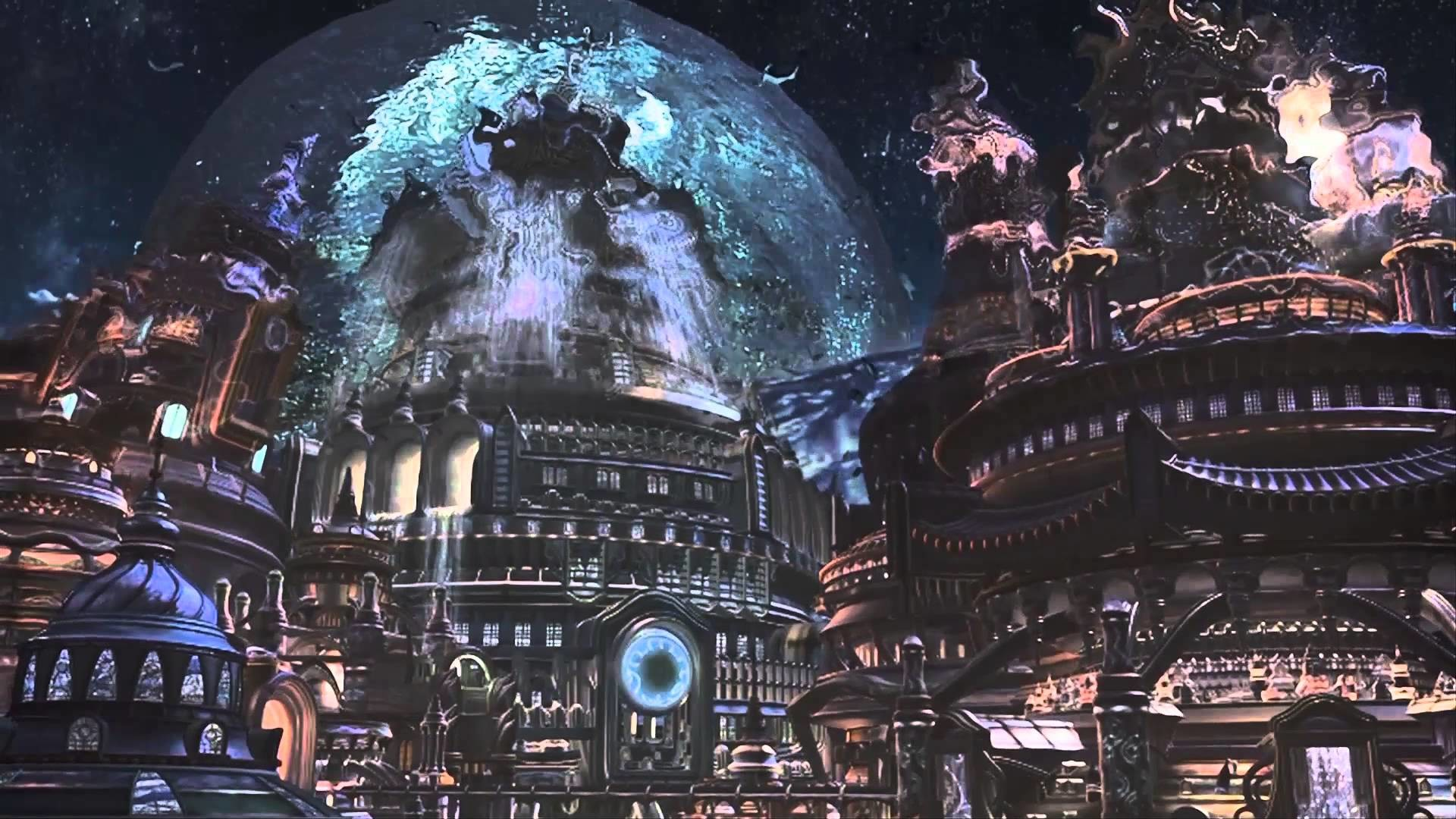 "1920x1080 Final Fantasy X/X 2 HD Remaster Gets A ""To Zanarkand"" Theme For"