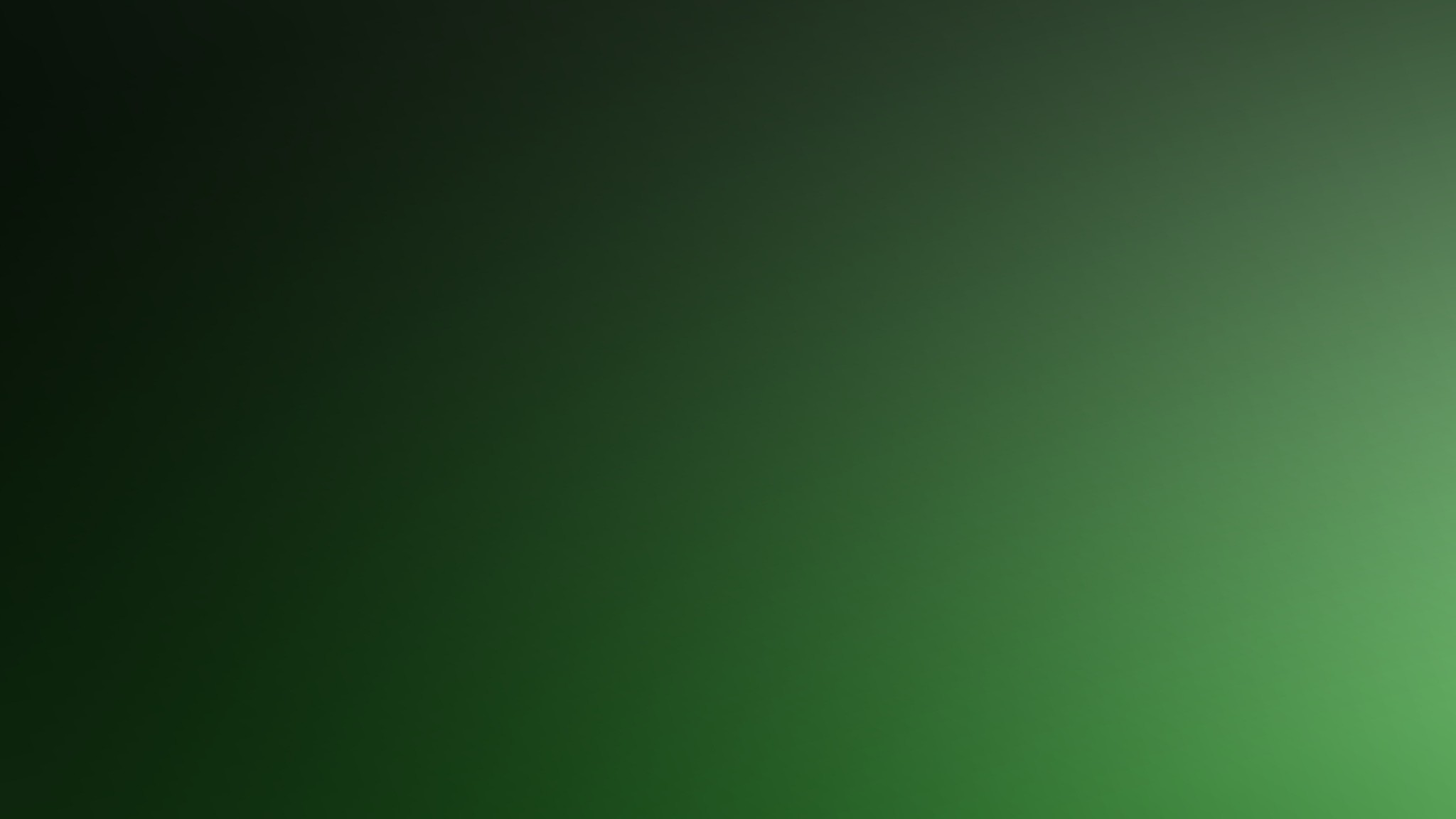 2048x1152 Preview wallpaper green, background, texture, solid, color