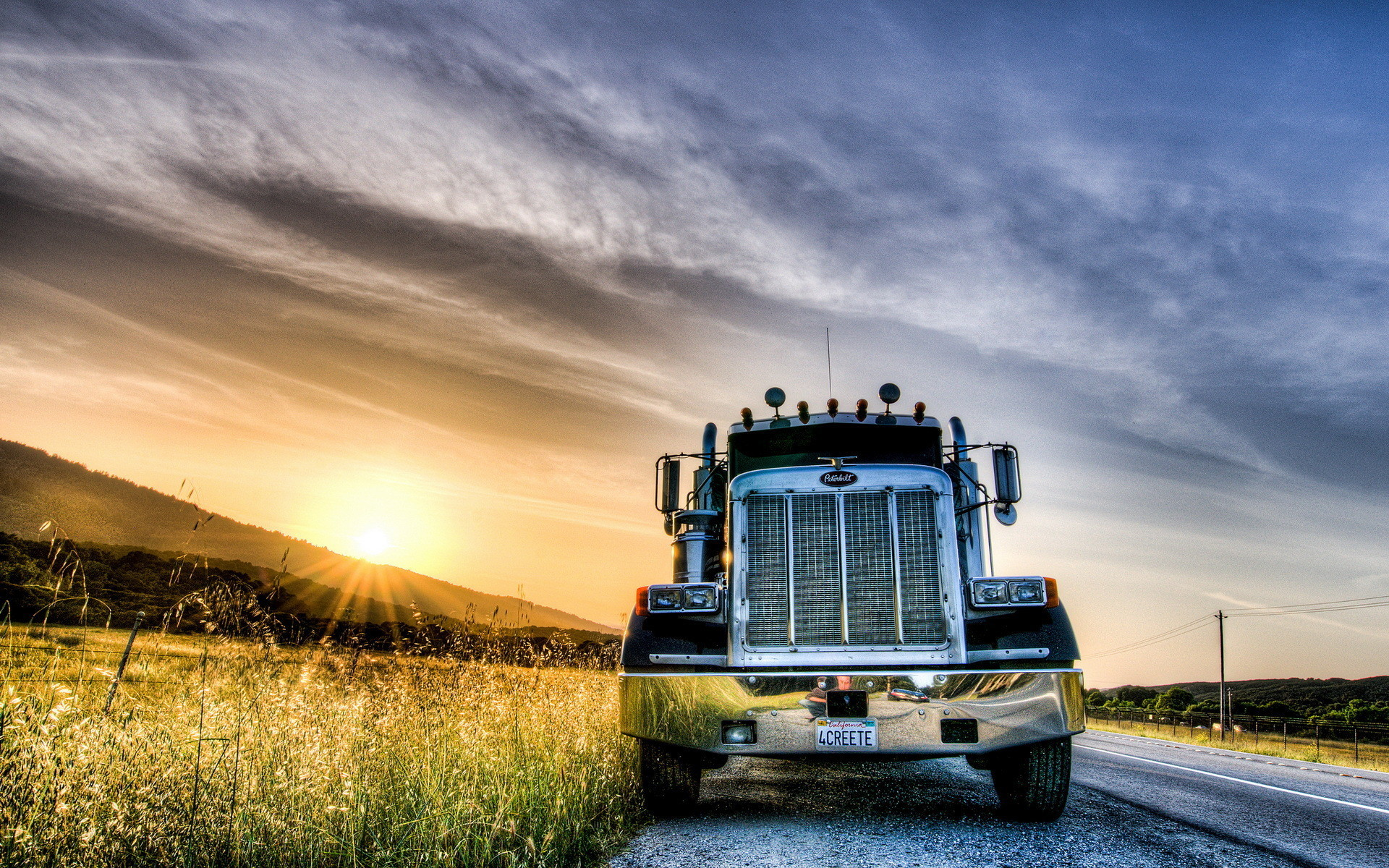 1920x1200 Res: , Peterbilt Trucks | Wallpapers Peterbilt Truck ...