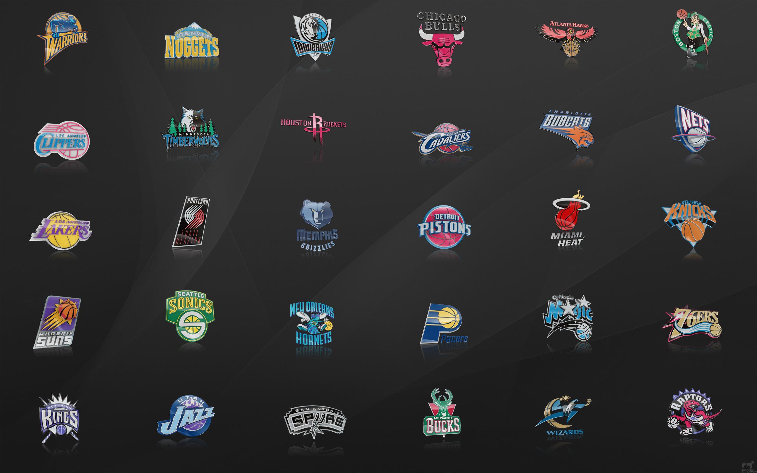 NBA Team Logos Wallpaper 2018 (71+ images)