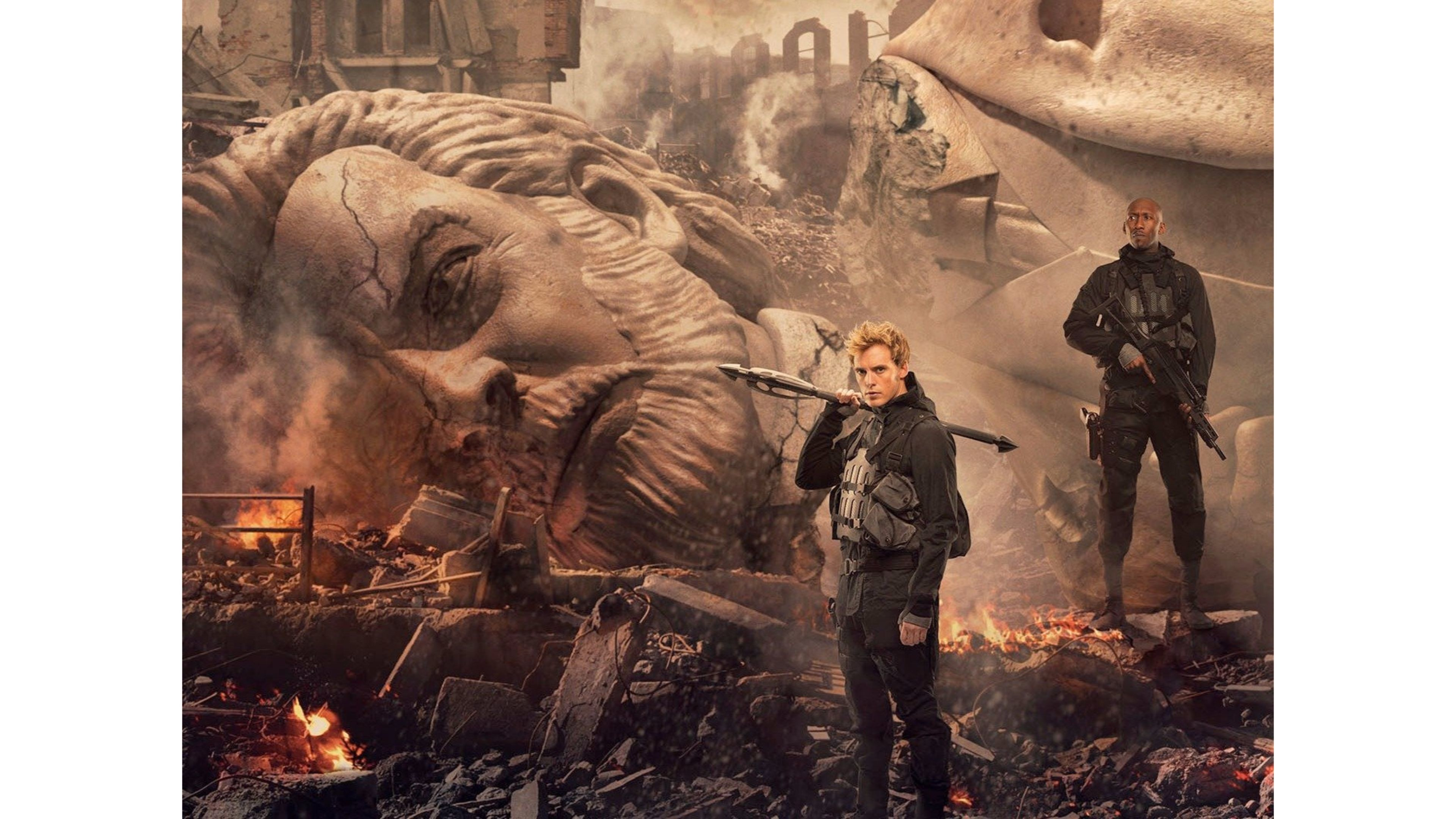 3840x2160 Download Free The Hunger Games Mockingjay Part 2 4K Wallpaper