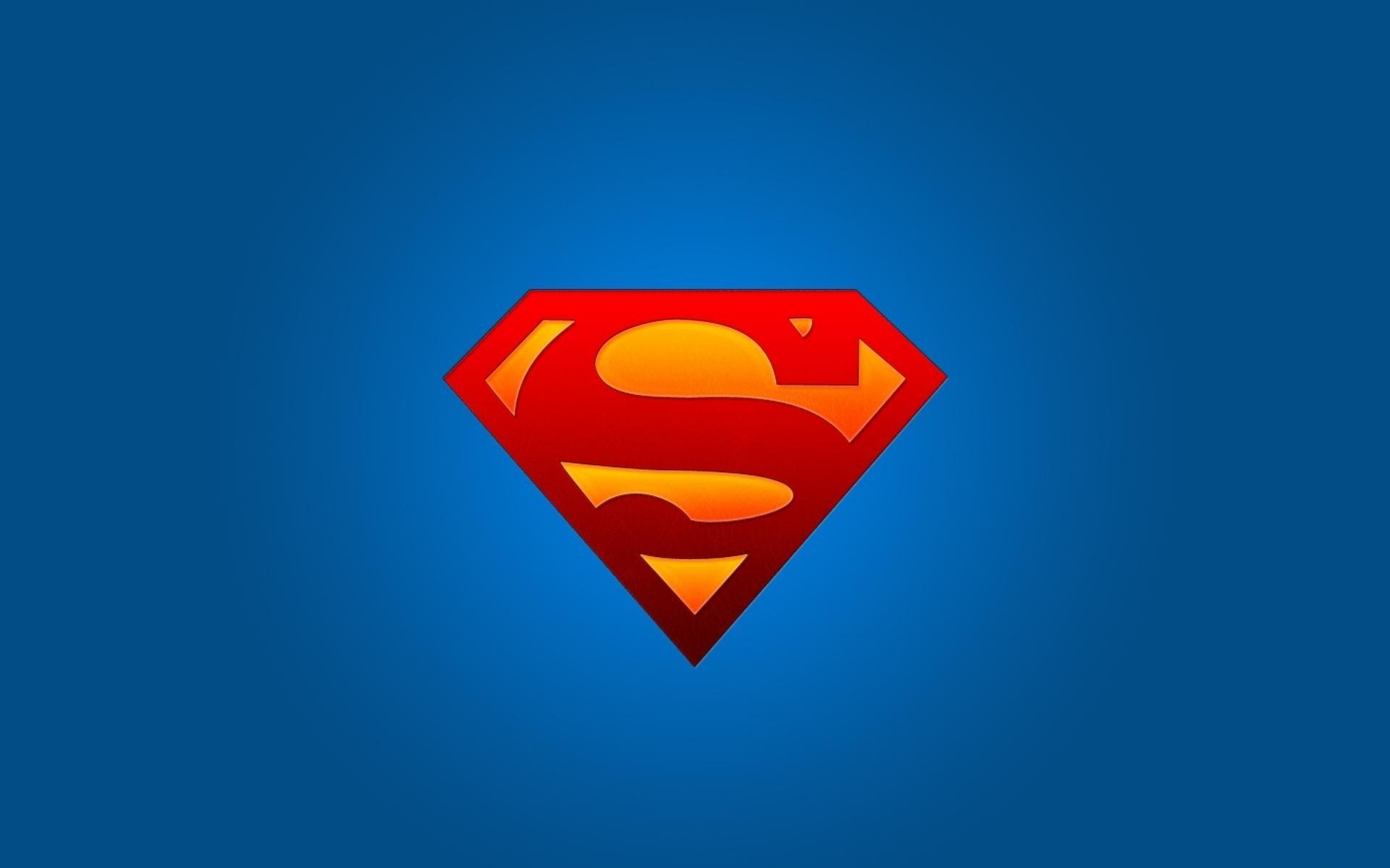 1920x1200 Superman Logo Wallpaper