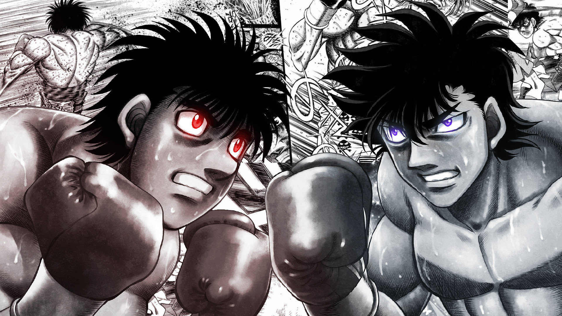 Hajime No Ippo Wallpapers 68 Images