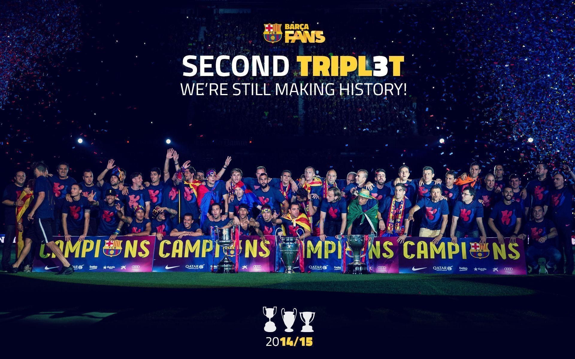1920x1200 FC Barcelona Wallpapers 2016 - Wallpaper Cave