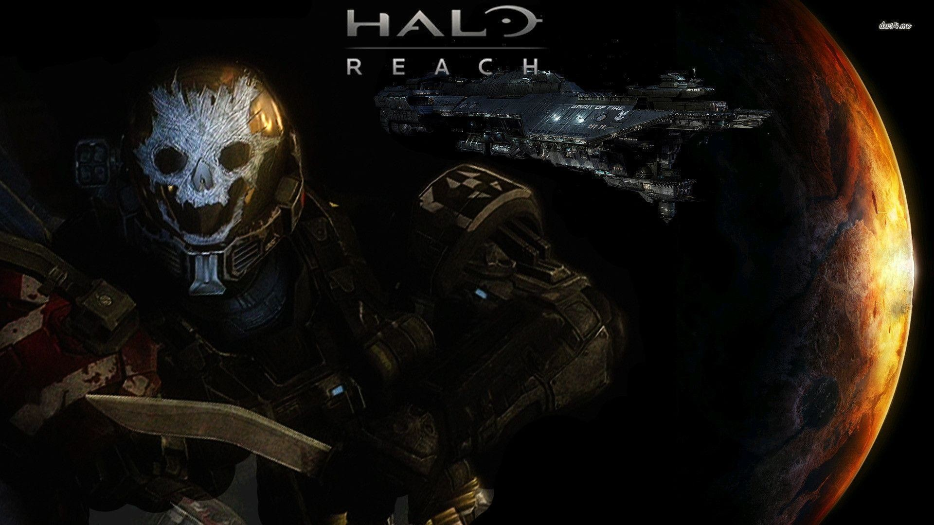 1920x1080 New Halo Reach Wallpaper, HQ Backgrounds | HD wallpapers Gallery .