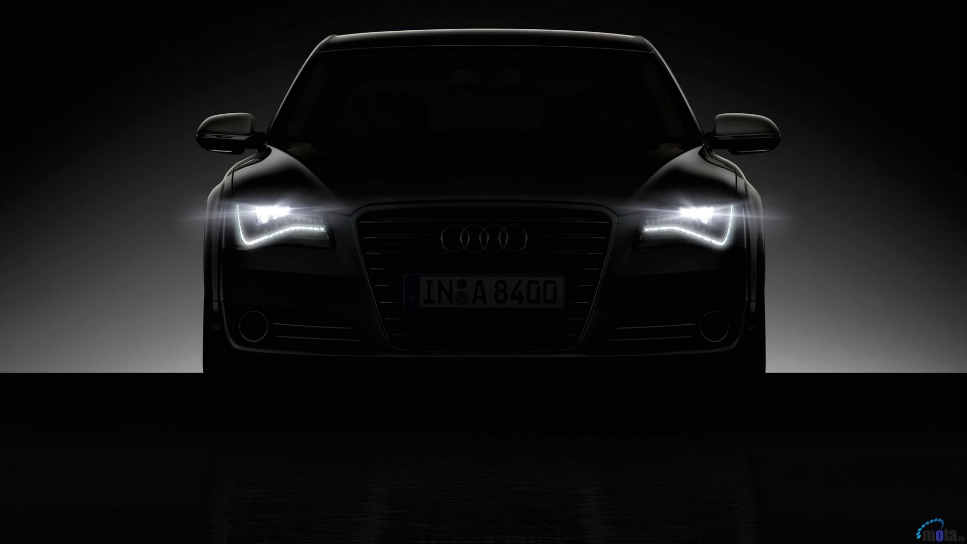 1920x1080 Download Wallpaper Audi A8 In The Dark 1920 X 1080 Hdtv 1080p audi a8  wallpapers