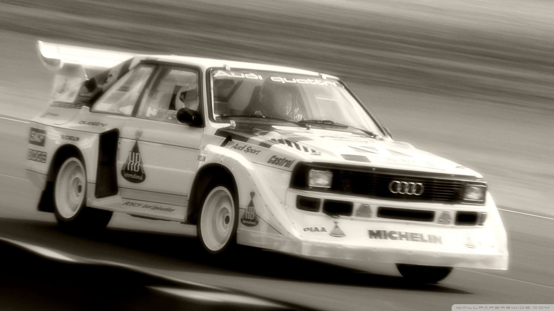 1920x1080 Audi S1 Quattro Rally Car 1 Hd Desktop Wallpaper De Rallye