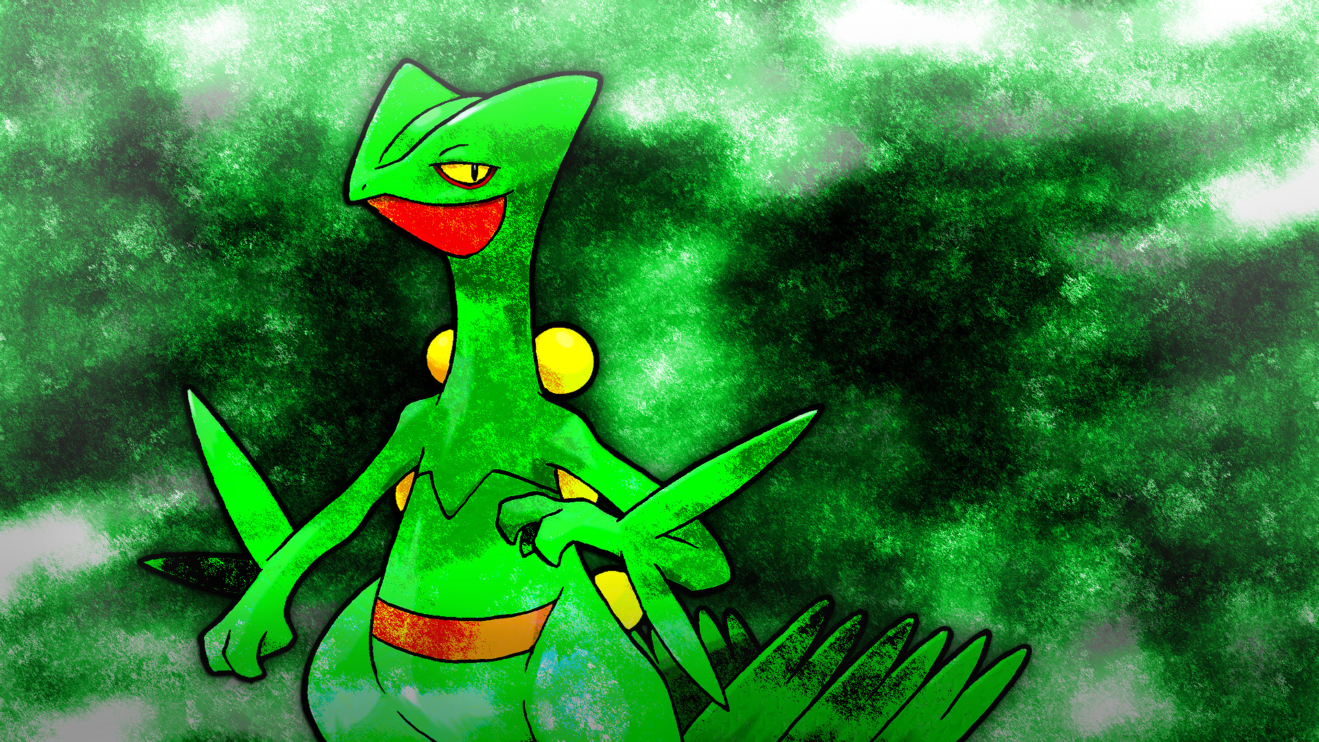 1920x1080 ... 12 Sceptile (Pokémon) HD Wallpapers | Backgrounds - Wallpaper Abyss ...