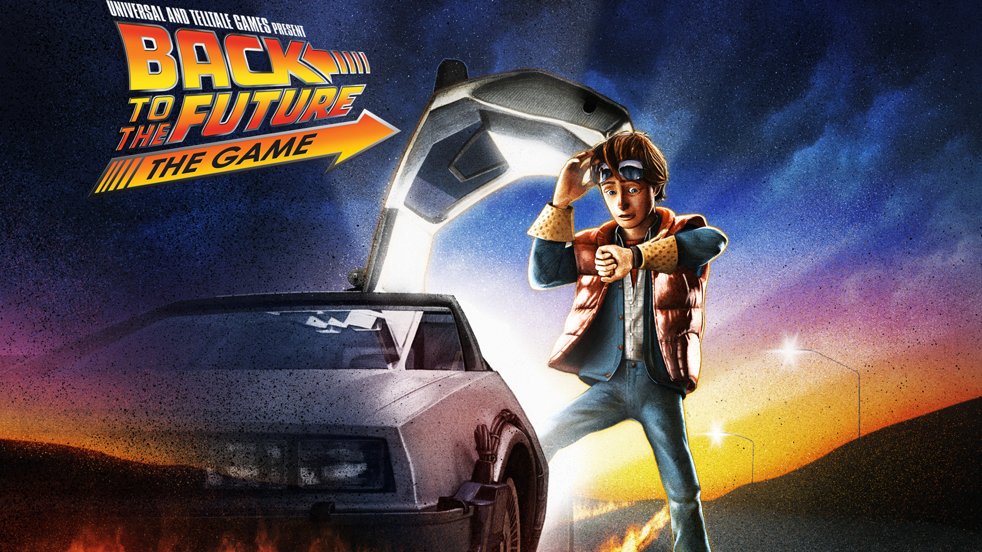 1920x1080 2 Back to the Future: The Game HD Wallpapers | Backgrounds - Wallpaper Abyss