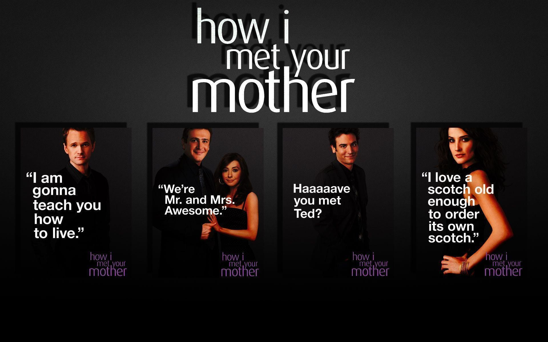 Himym Wallpapers 78 Images