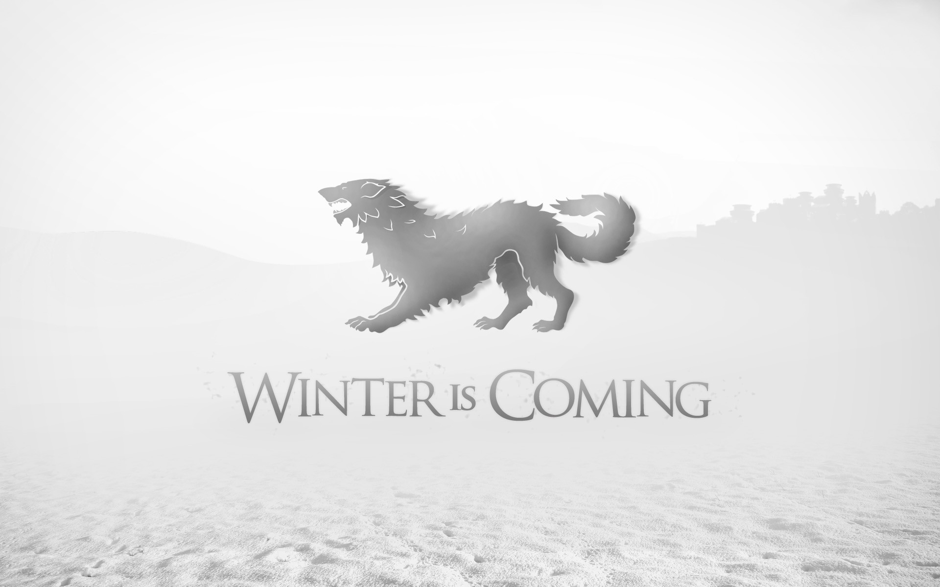 1920x1200 Game of Thrones House Stark