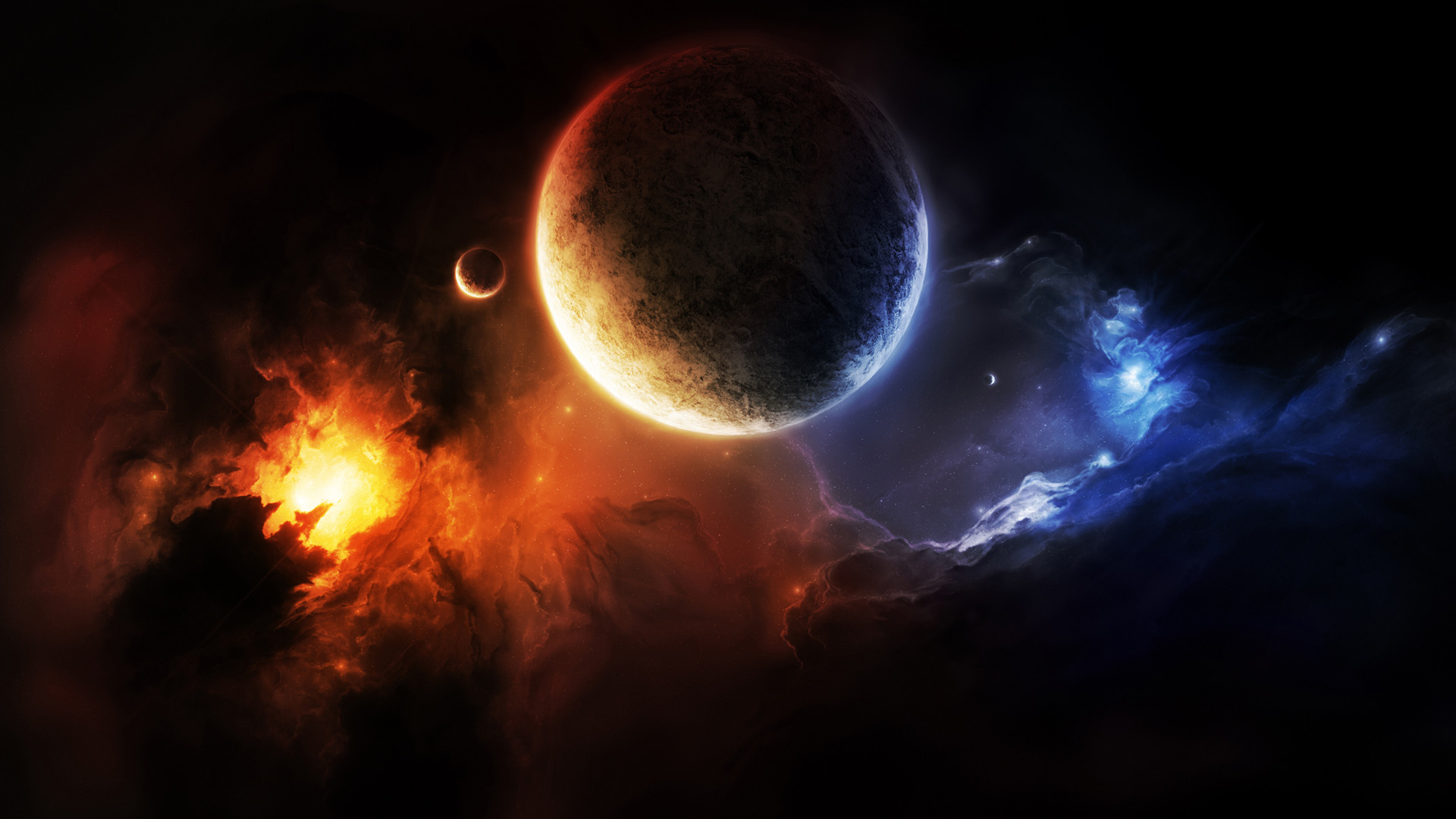 Cool Space Backgrounds (79+ Images