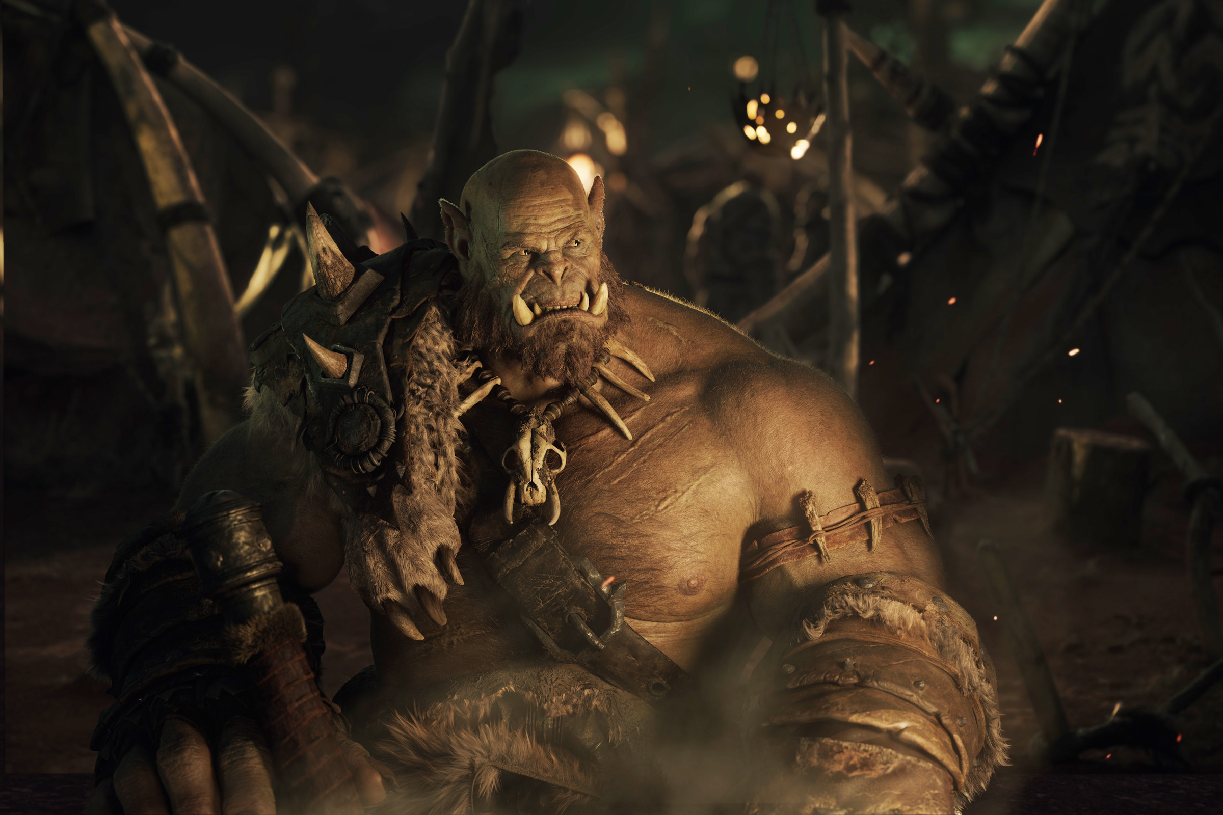2400x1600 Warcraft Movie, Warcraft, Wow Movie, Movie, Orc, Horde. Warcraft Movie King  Llane Wrynn HD Wallpaper
