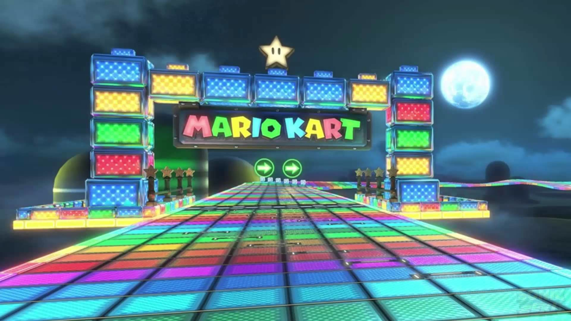 Mario Kart 8 Background: Mario Kart 8 Wallpaper HD (72+ Images