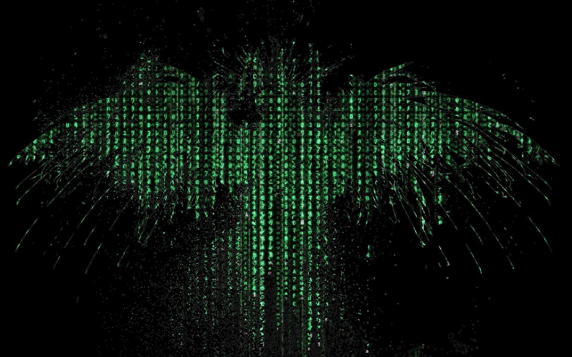1920x1080 Matrix Rain Live Wallpaper