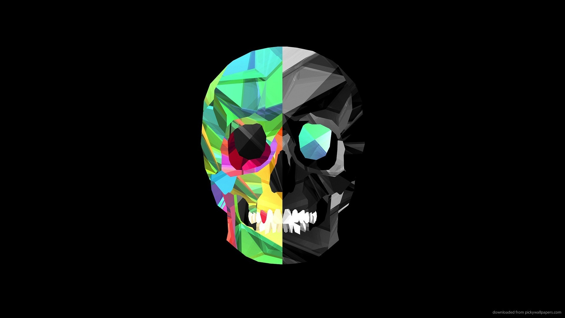 1920x1080 Colorful-Skull-for--wallpaper-wpt4604115