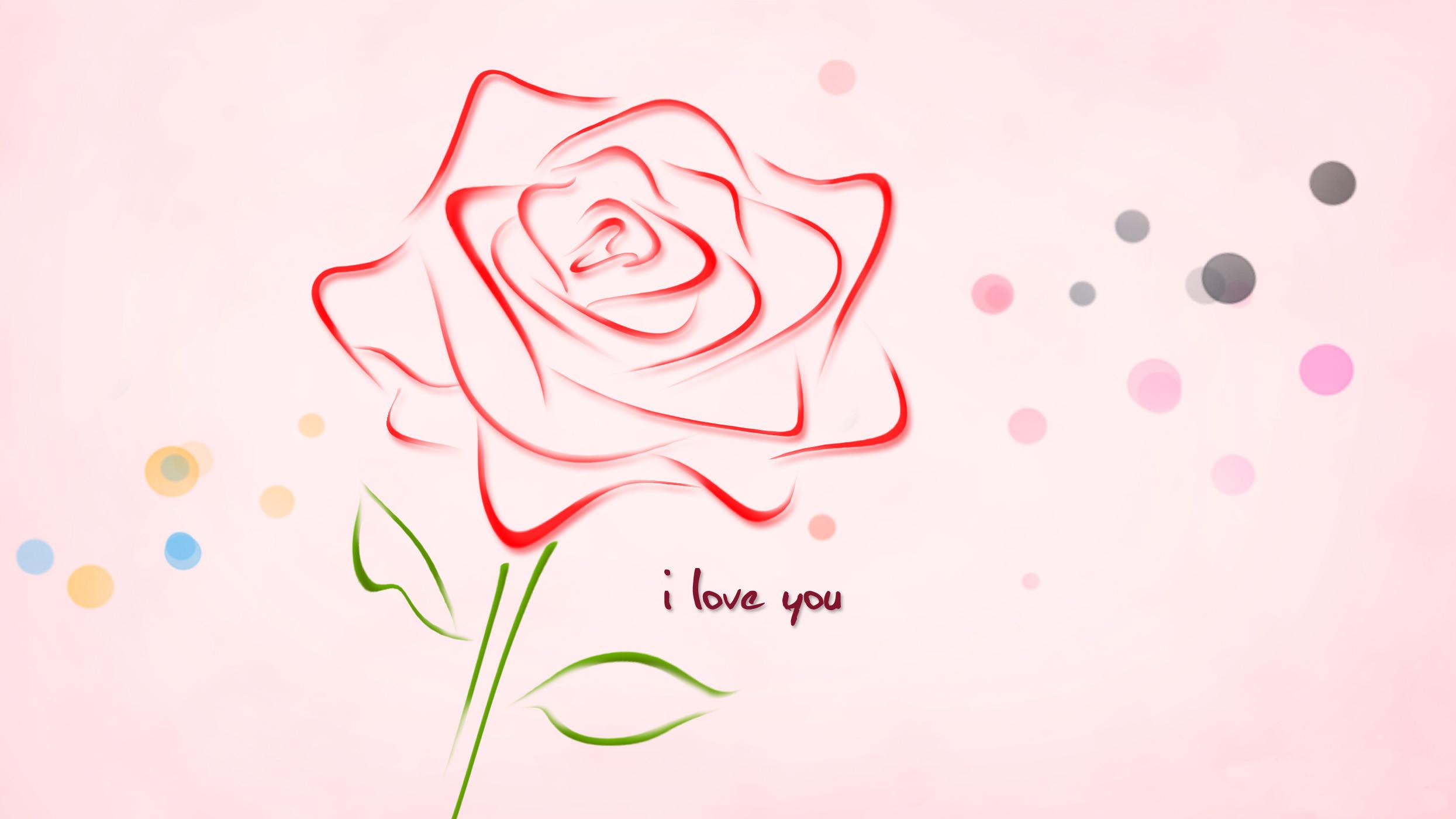 wallpaper download free love you