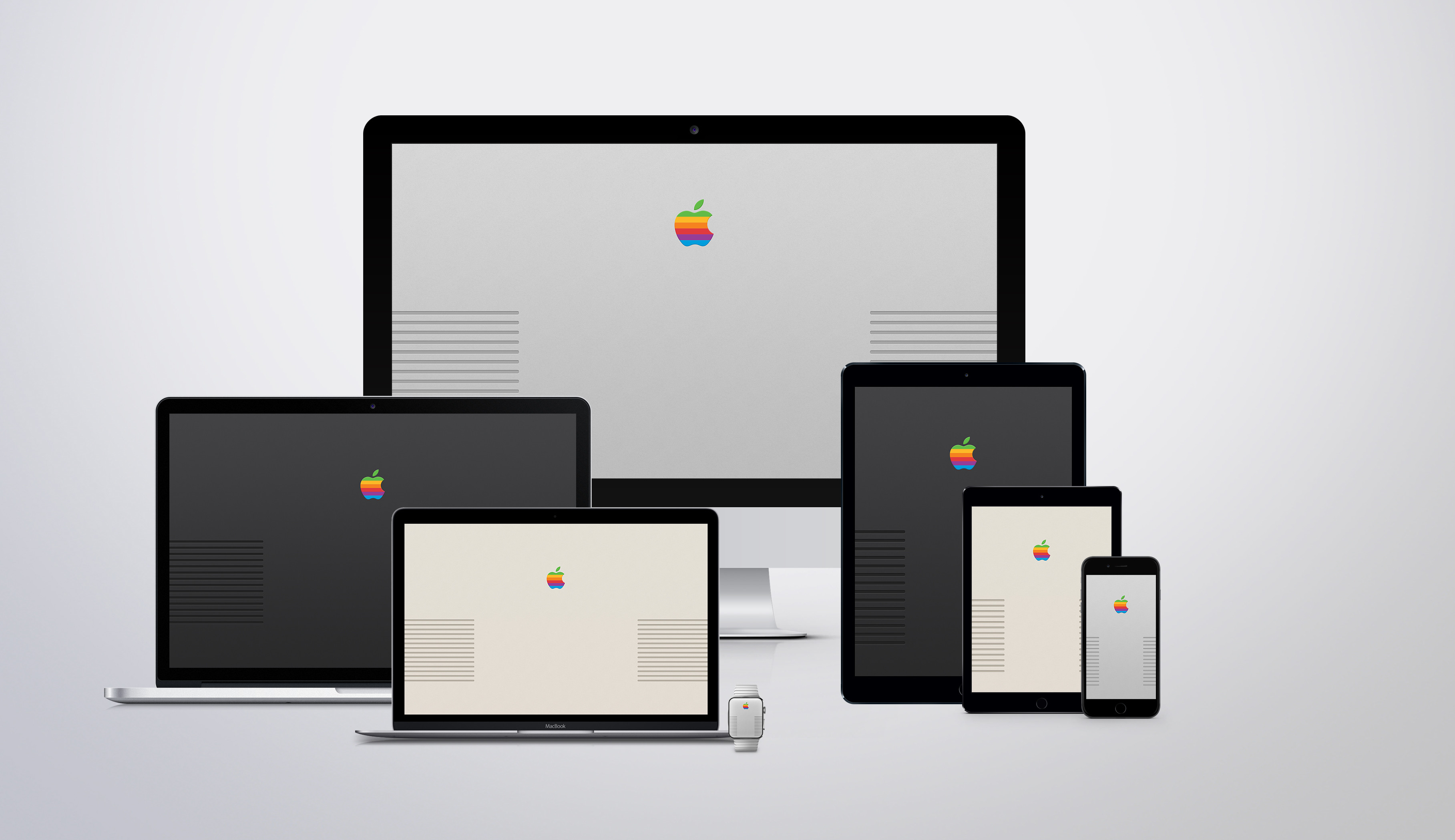 3634x2098 Retro Apple Wallpapers by JasonZigrino Retro Apple Wallpapers by  JasonZigrino