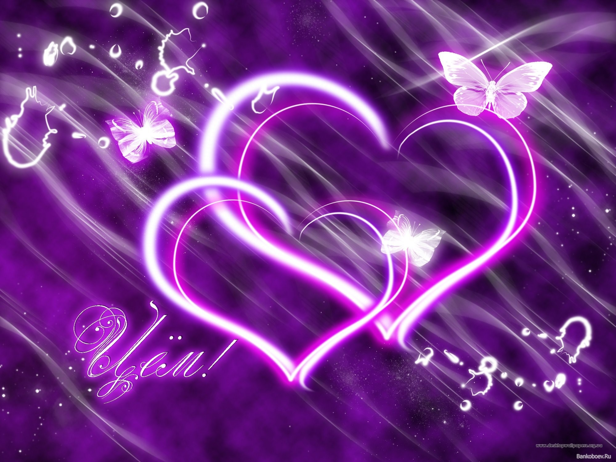 2000x1500 Explore Purple Love, All Things Purple, and more! HEART Desktop Wallpaper  ...