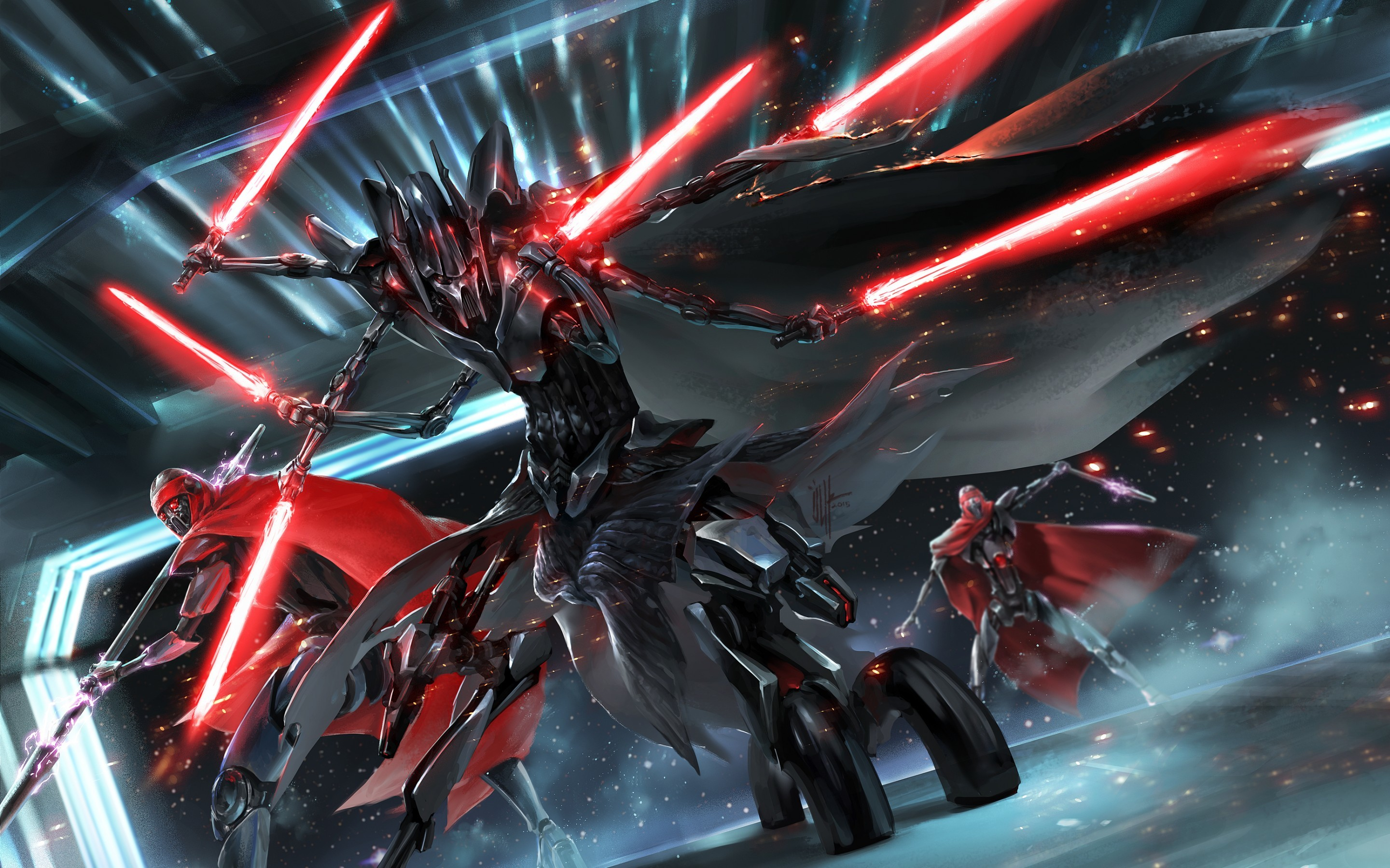 2880x1800 Tags: General Grievous, Star Wars ...