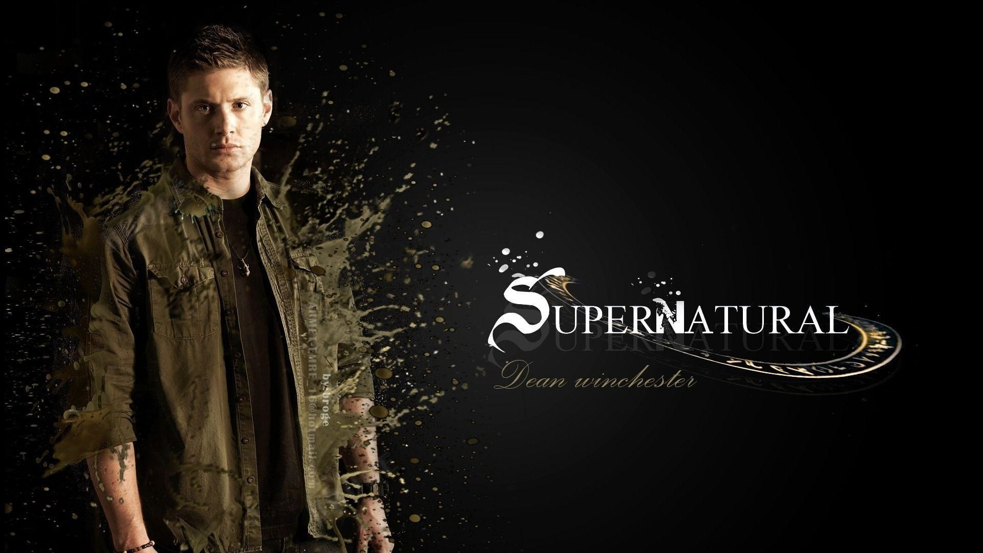 1920x1080 Dean Winchester-Supernatural-HD Wallpaper -  wallpaper .
