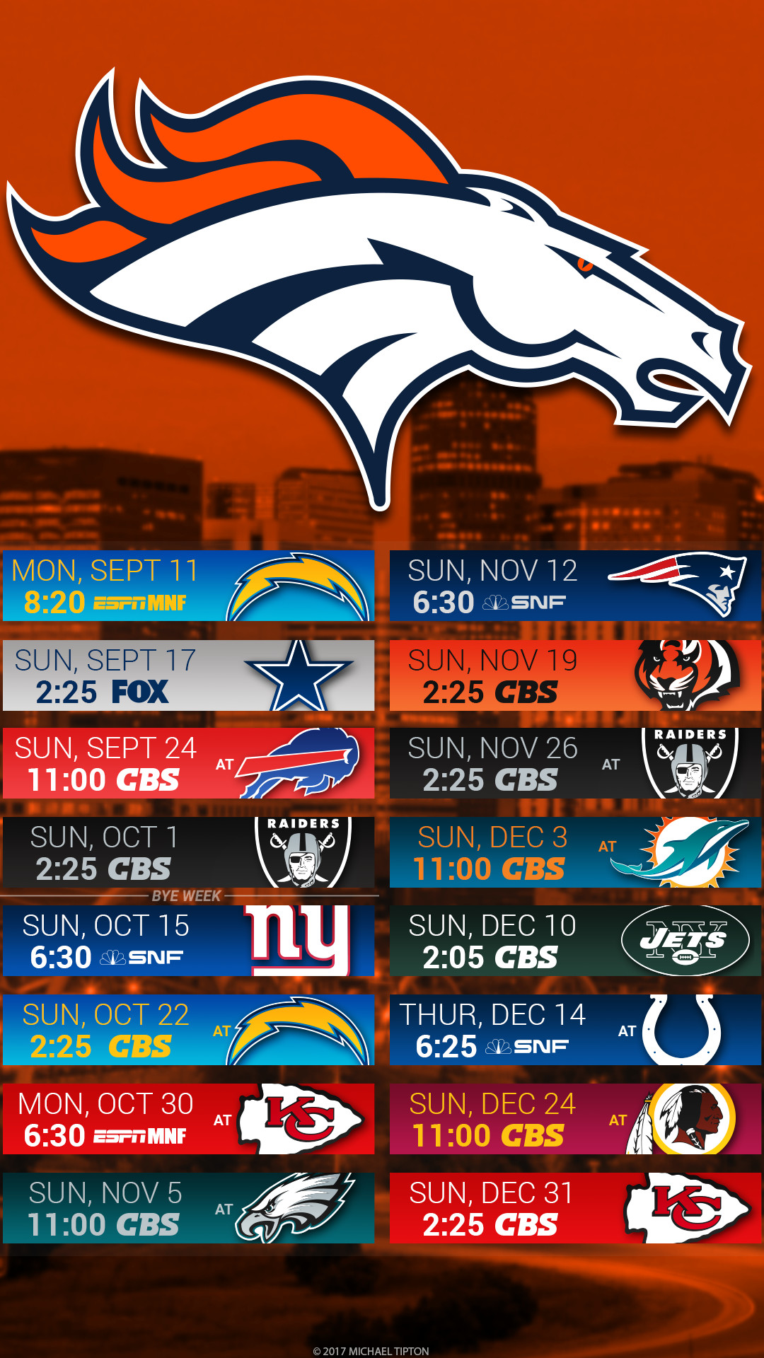 1080x1920 Denver Broncos Wallpapers Pc Iphone Android
