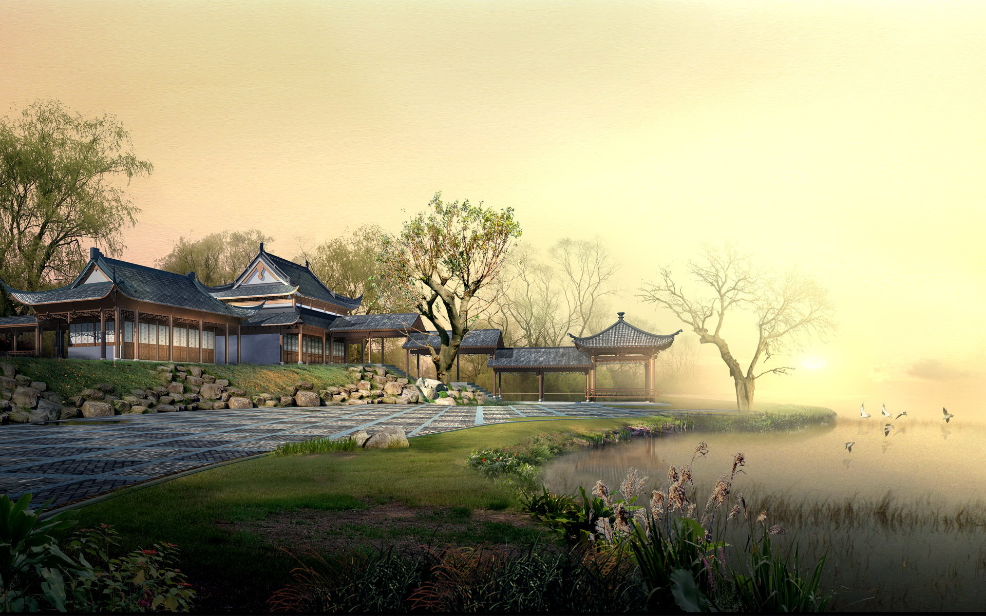 Chinese Wallpapers For Desktop (55+ Images