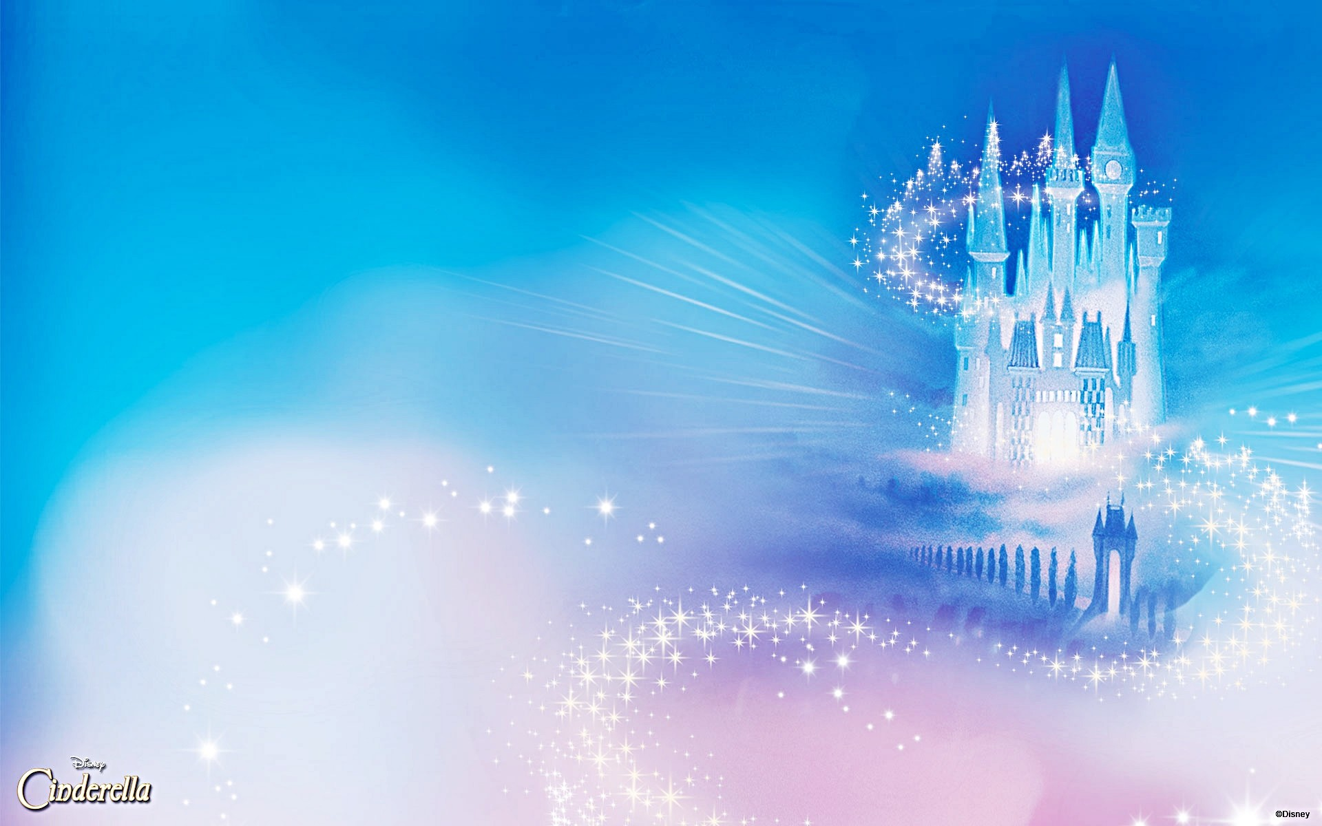 "1920x1200 Walt Disney Wallpaper of Prince Charming's Castle from ""Cinderella"" HD  Wallpaper and background photos of Walt Disney Wallpapers - Cinderella for  fans of ..."