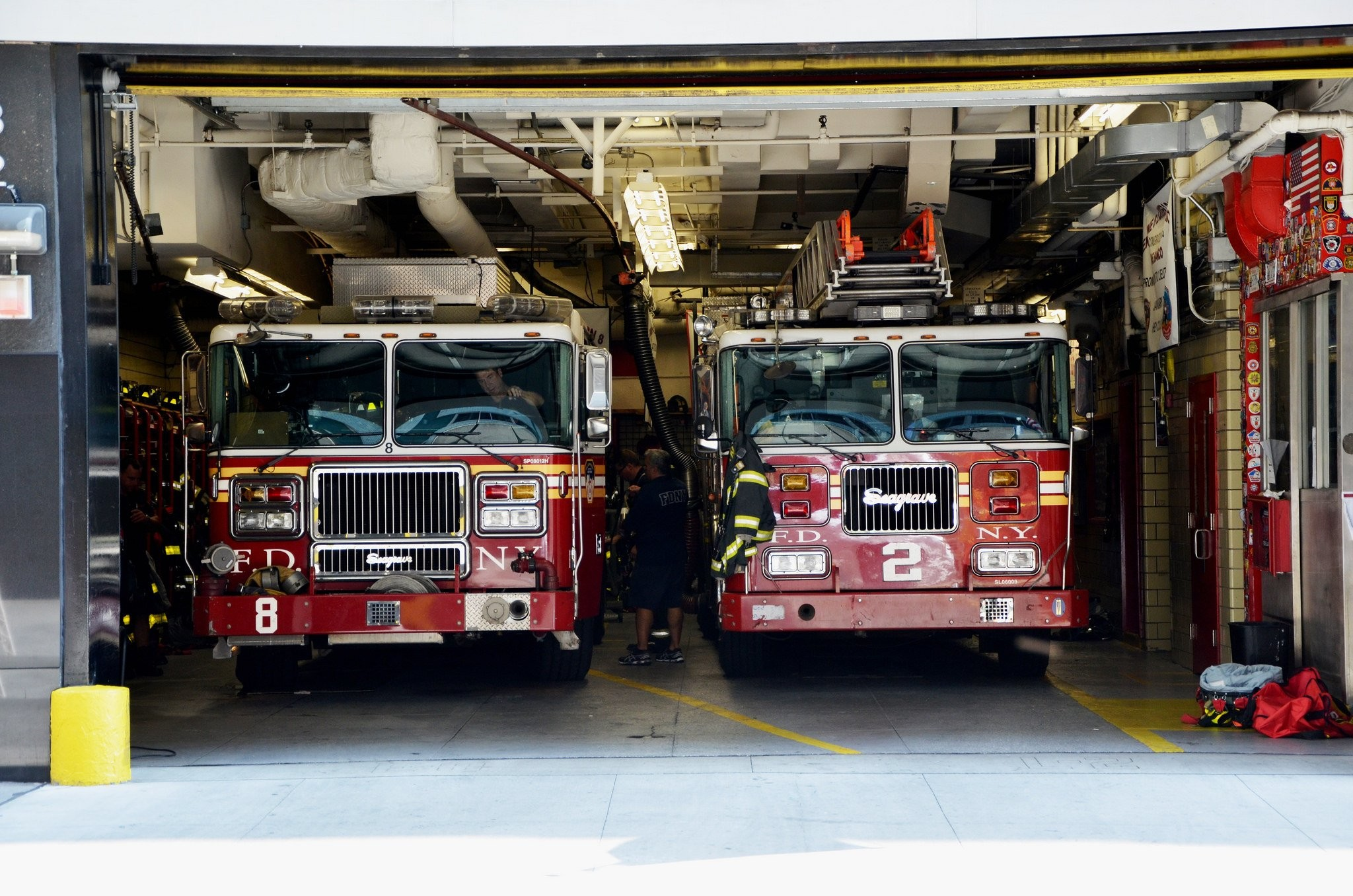 Fire Department Wallpapers 62 Images
