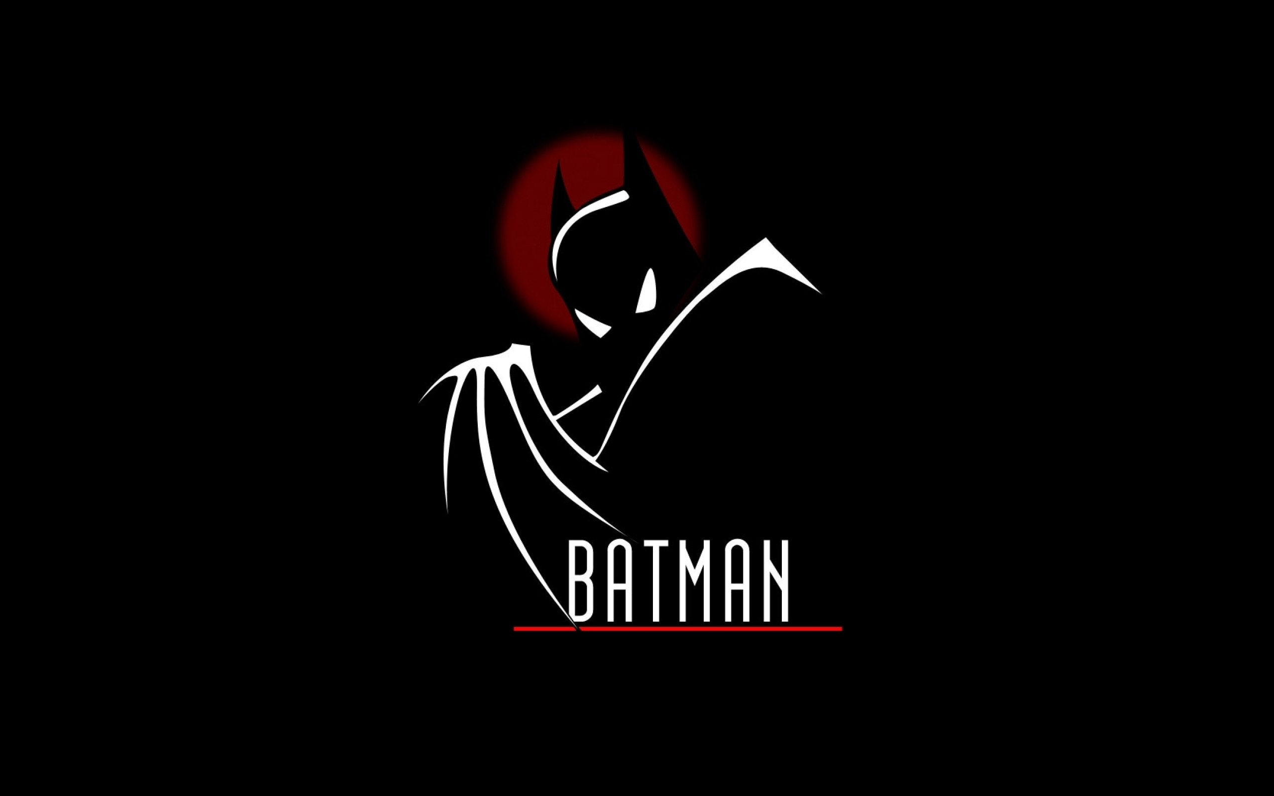 2560x1600 Batman Animated Series wallpaper 239751