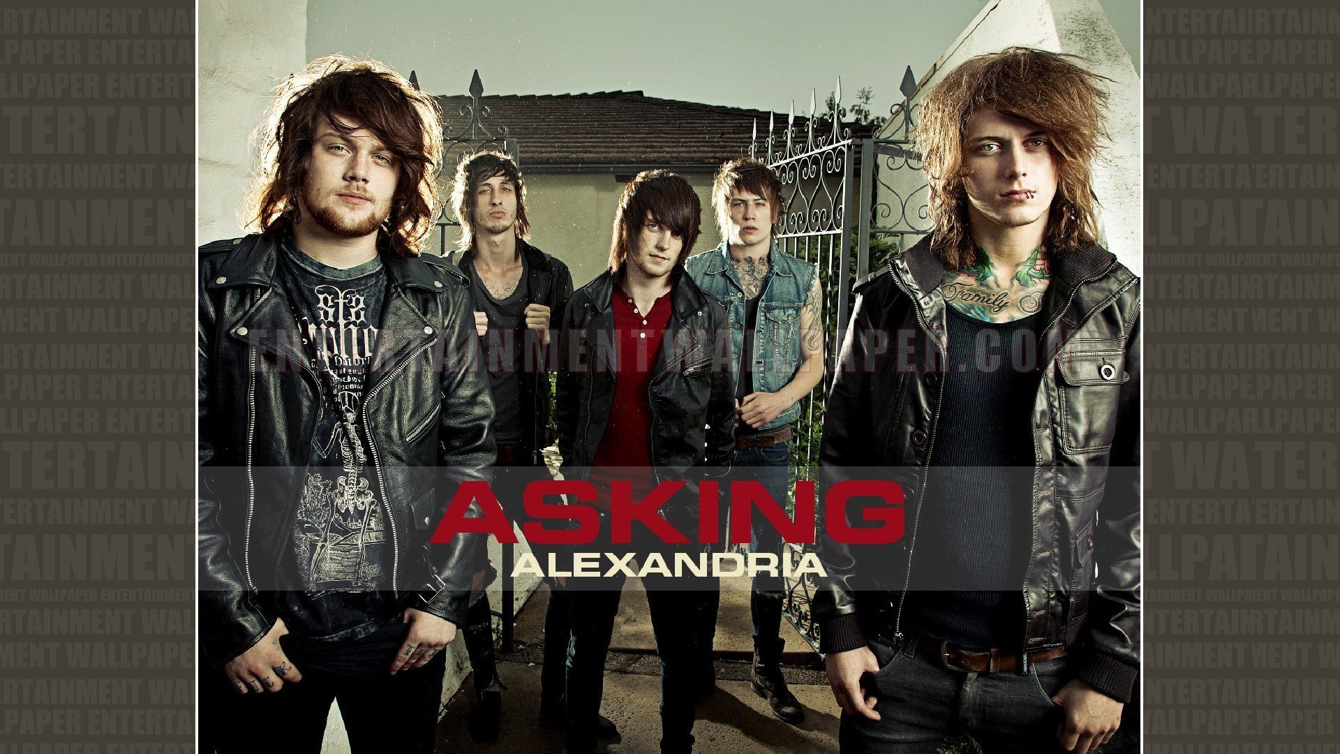 1920x1080  Asking Alexandria Wallpaper - Original size, download now.
