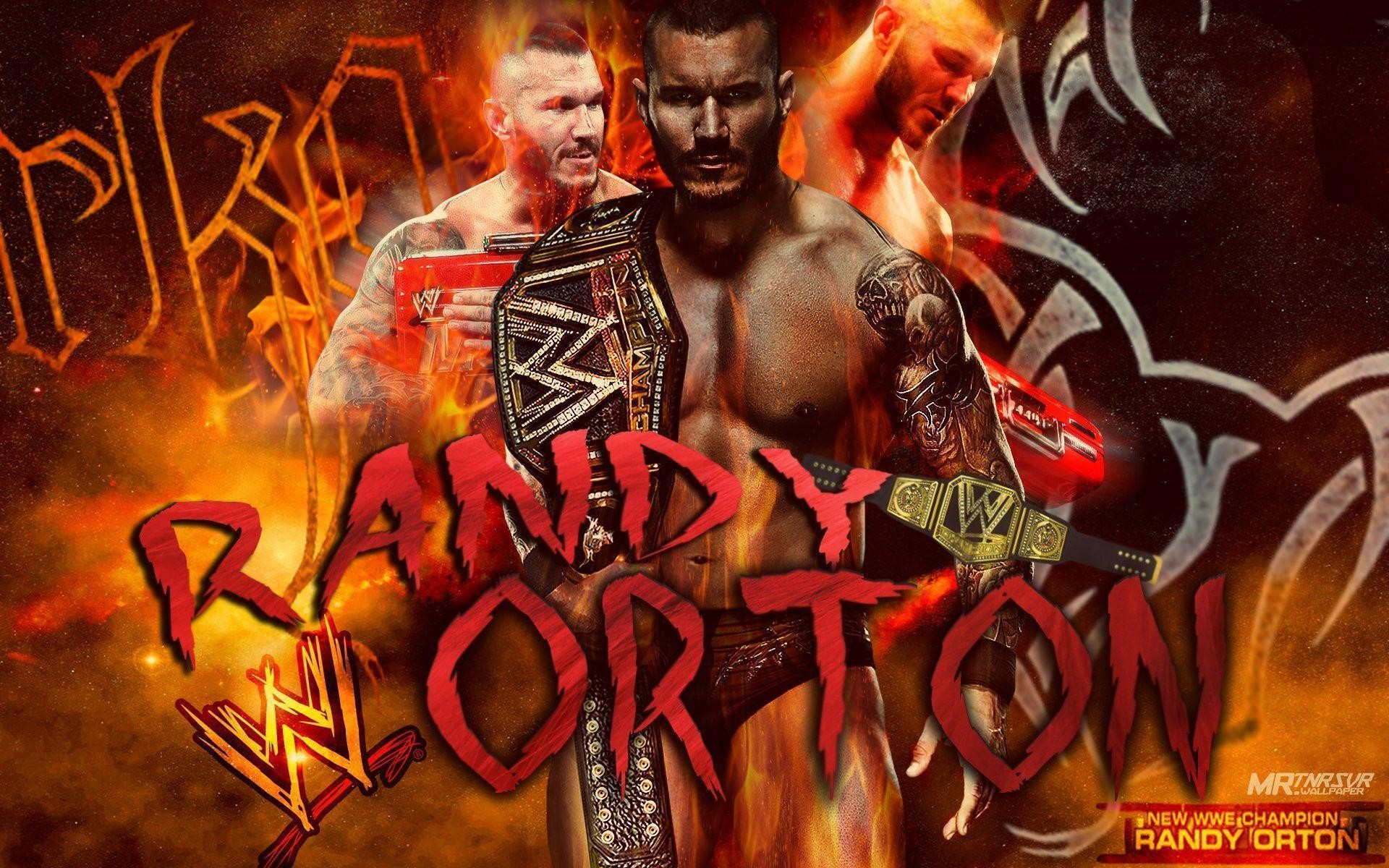 1920x1080 WWE 2K14 2010 2013 Randy Orton 13th Theme Song Voices 2nd Edit With Arena Effects