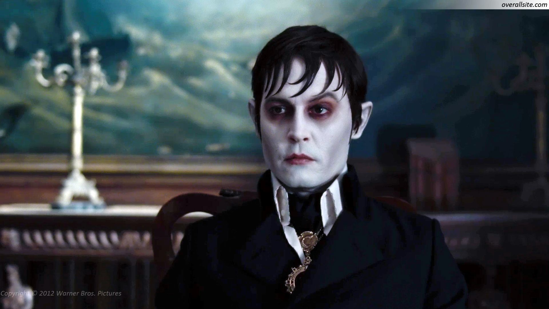 1920x1080 Dark Shadows Wallpaper HD 6 - 1920 X 1080