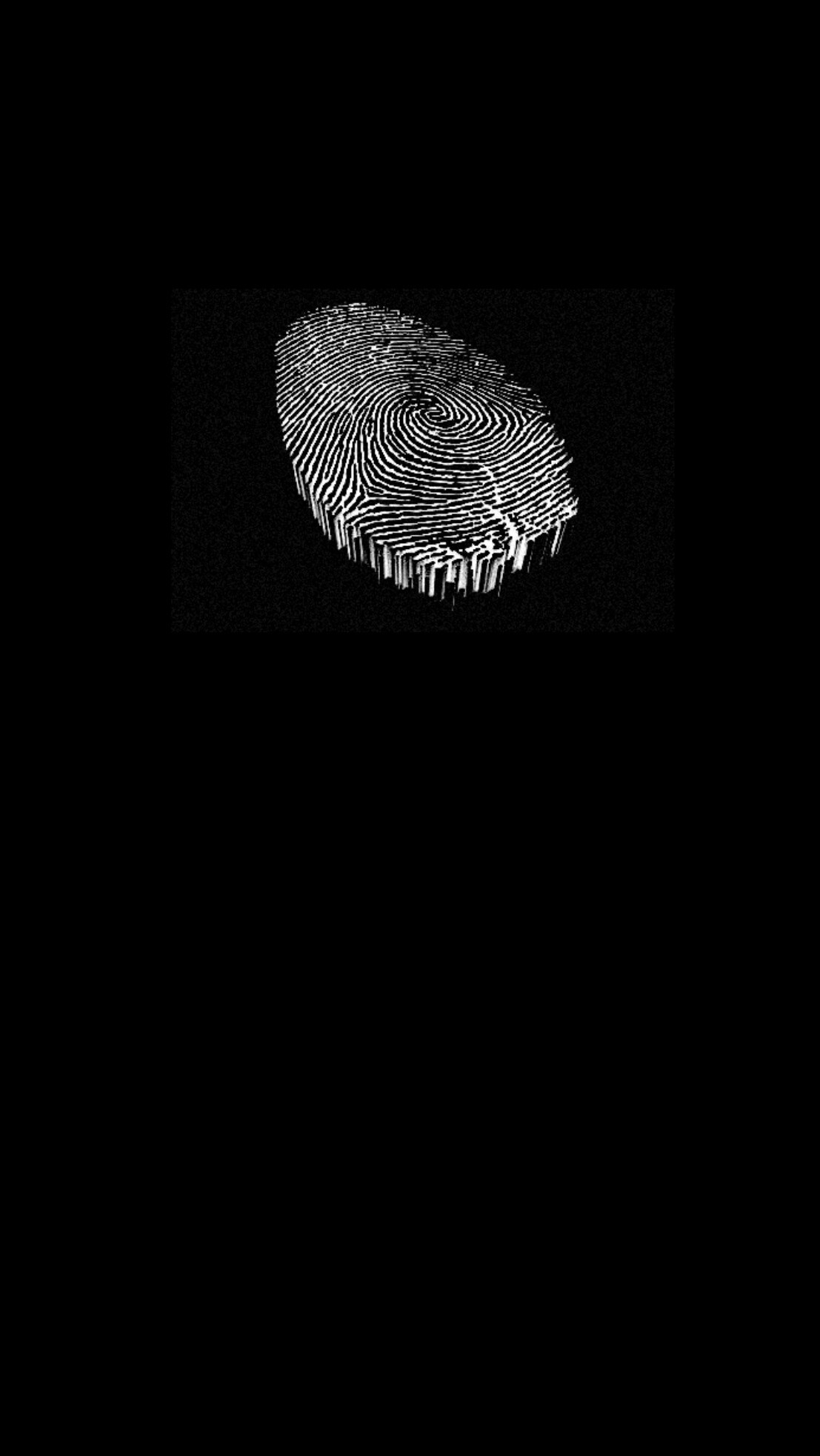 1107x1965 #fingerprint #black #wallpaper #iPhone #android