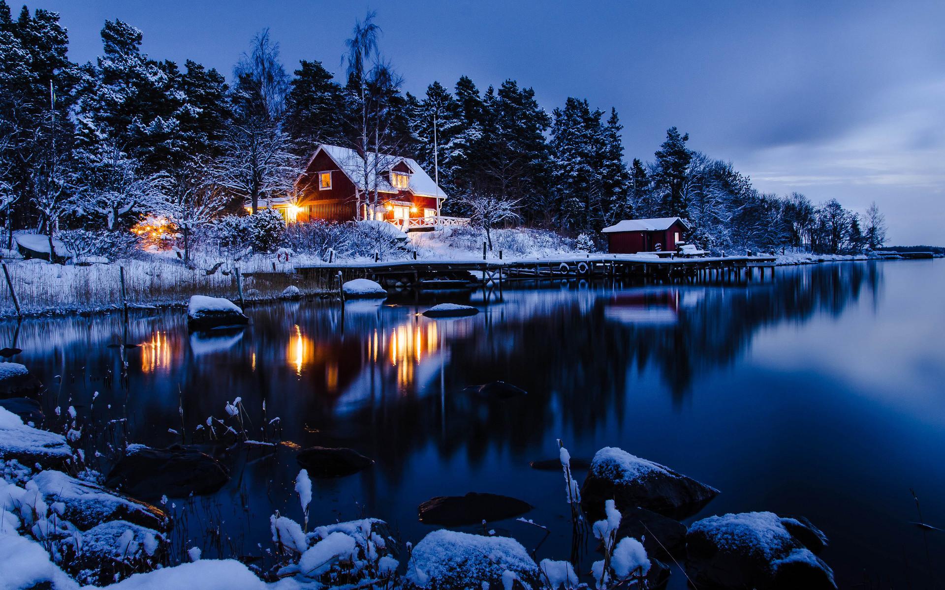 Winter Wonderland Desktop Wallpaper (47+ images)