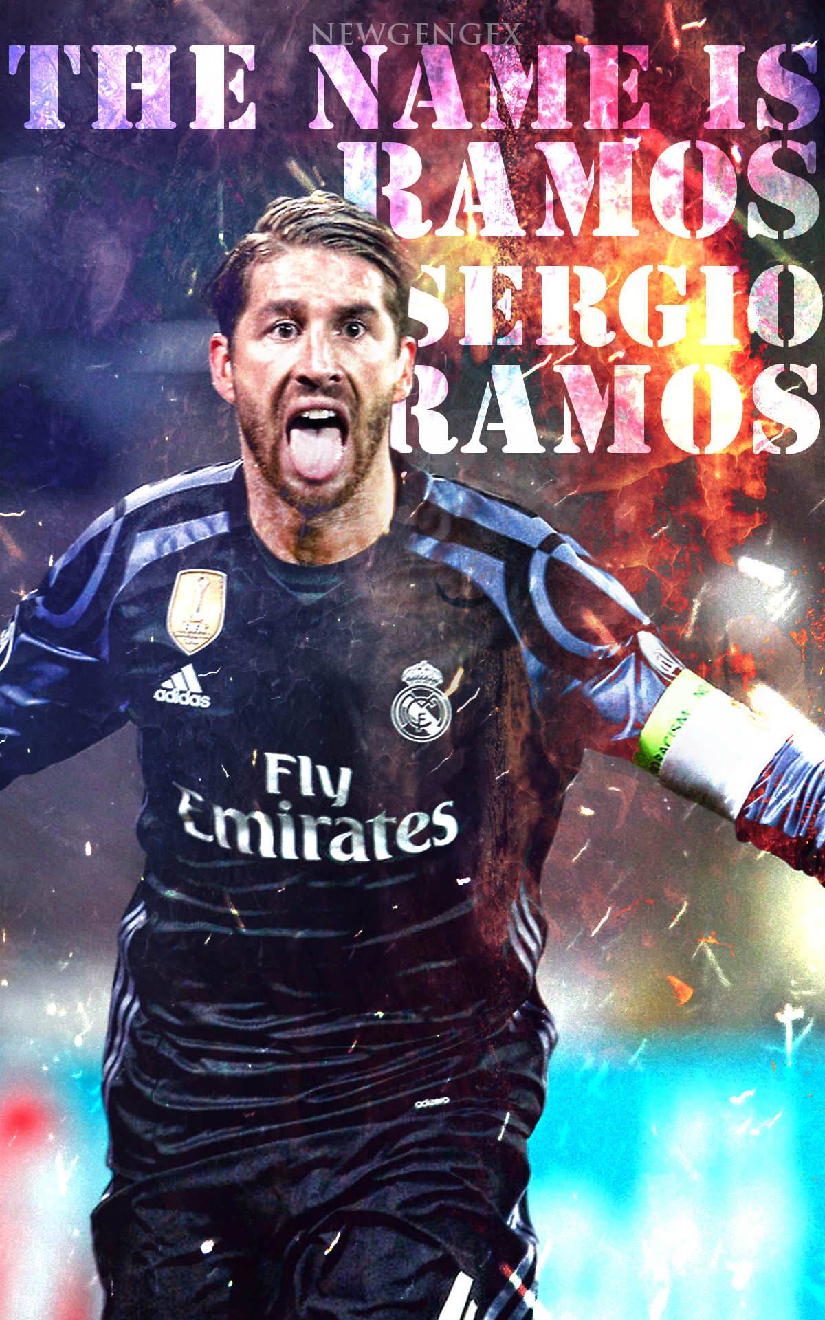 Latest Sergio Ramos Iphone Wallpaper FULL HD × For PC e