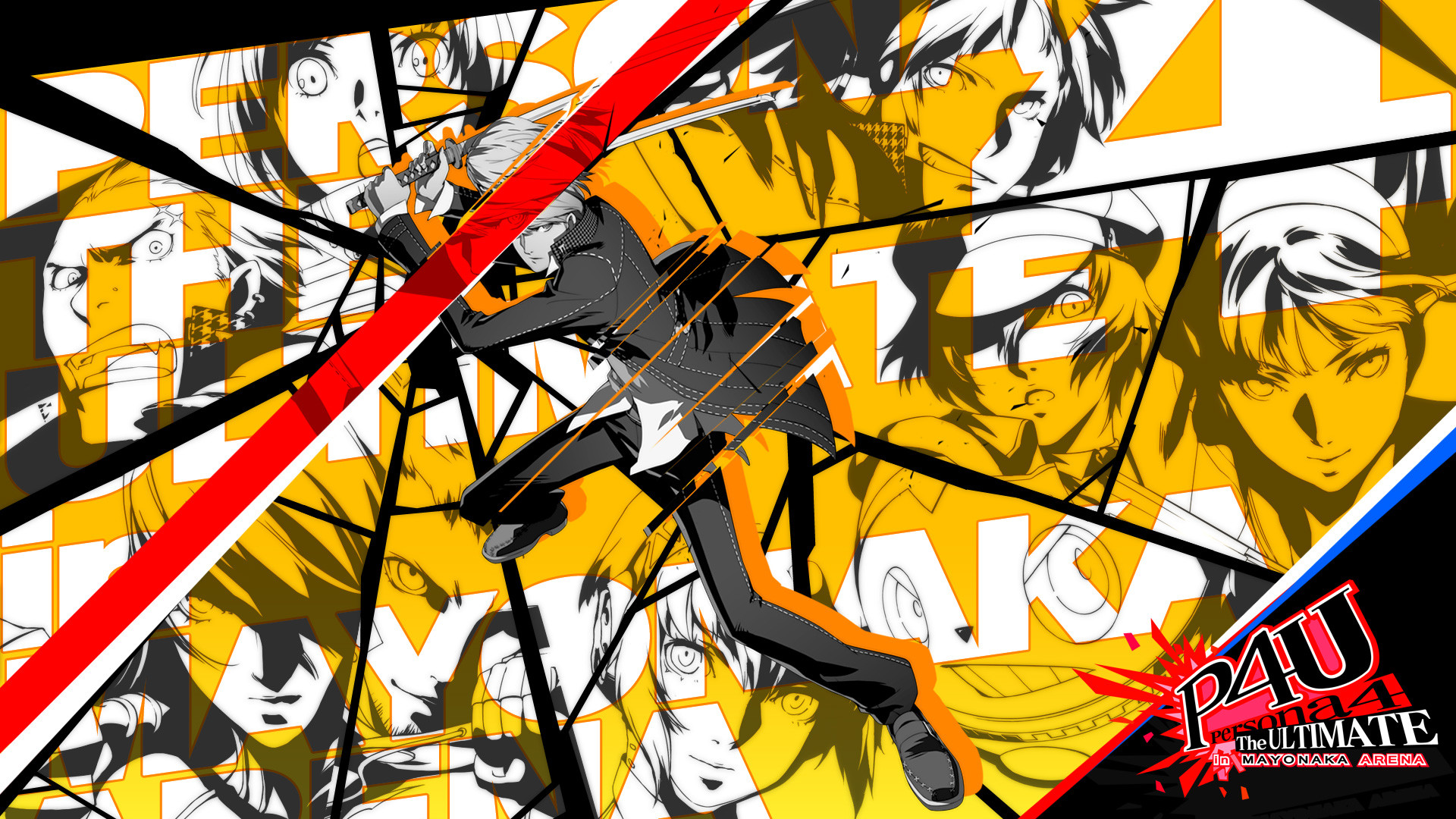 Persona 4 Wallpapers 74 Images