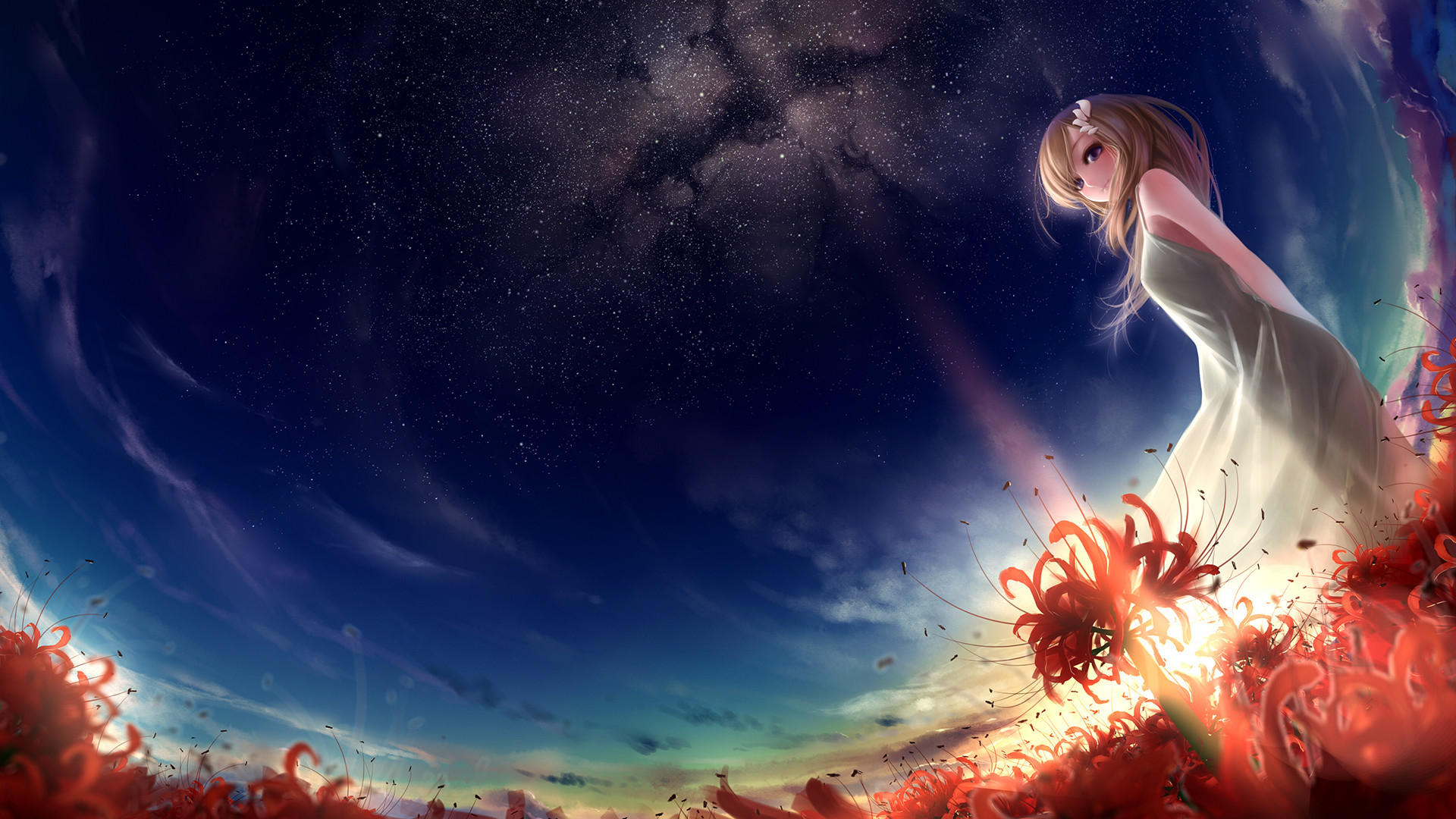 2560x1612 Anime Wallpapers Romantic Couples Wallpaper