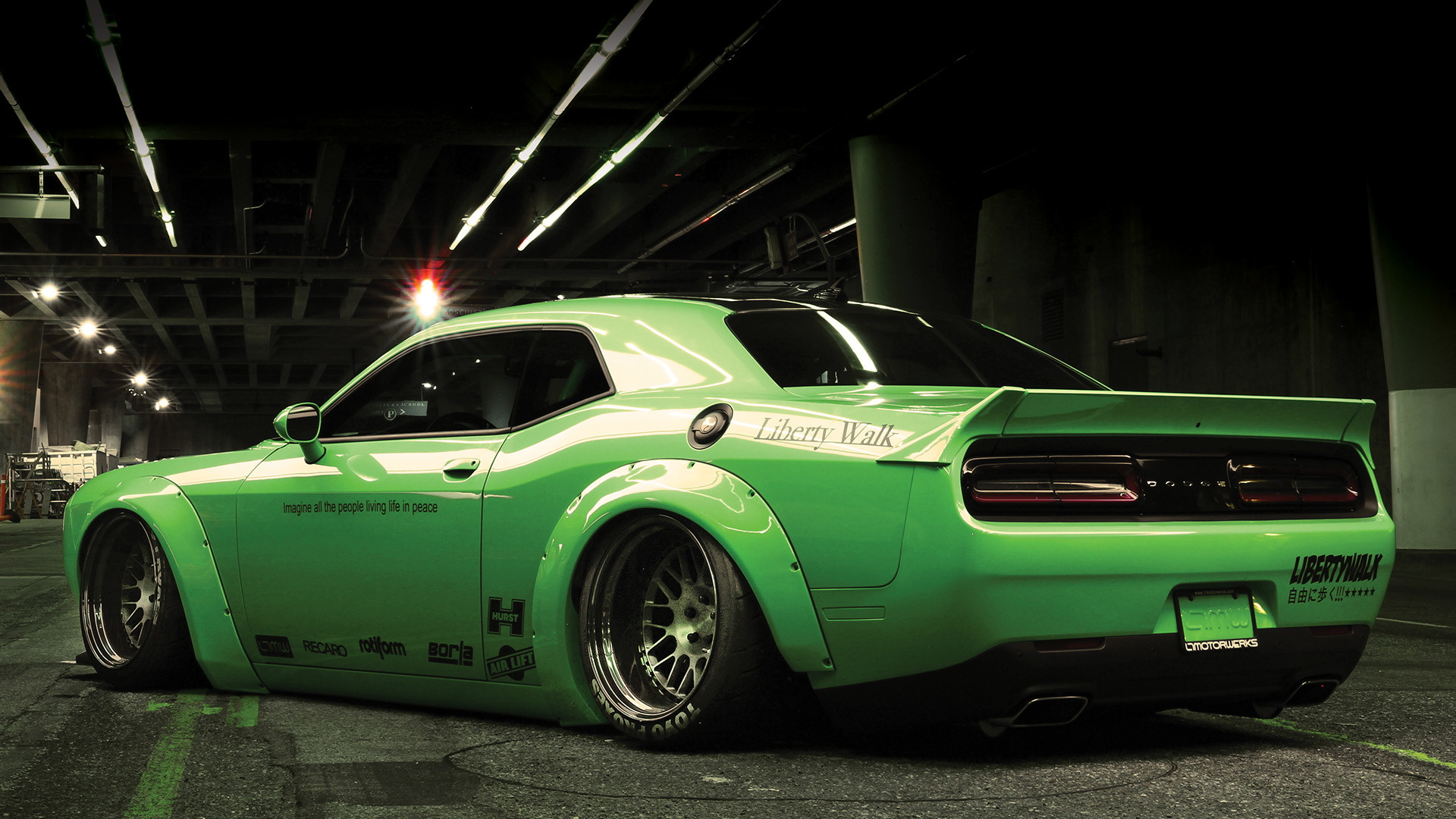 1920x1080 DUB Magazine - Project Hulk: Liberty Walk Challenger