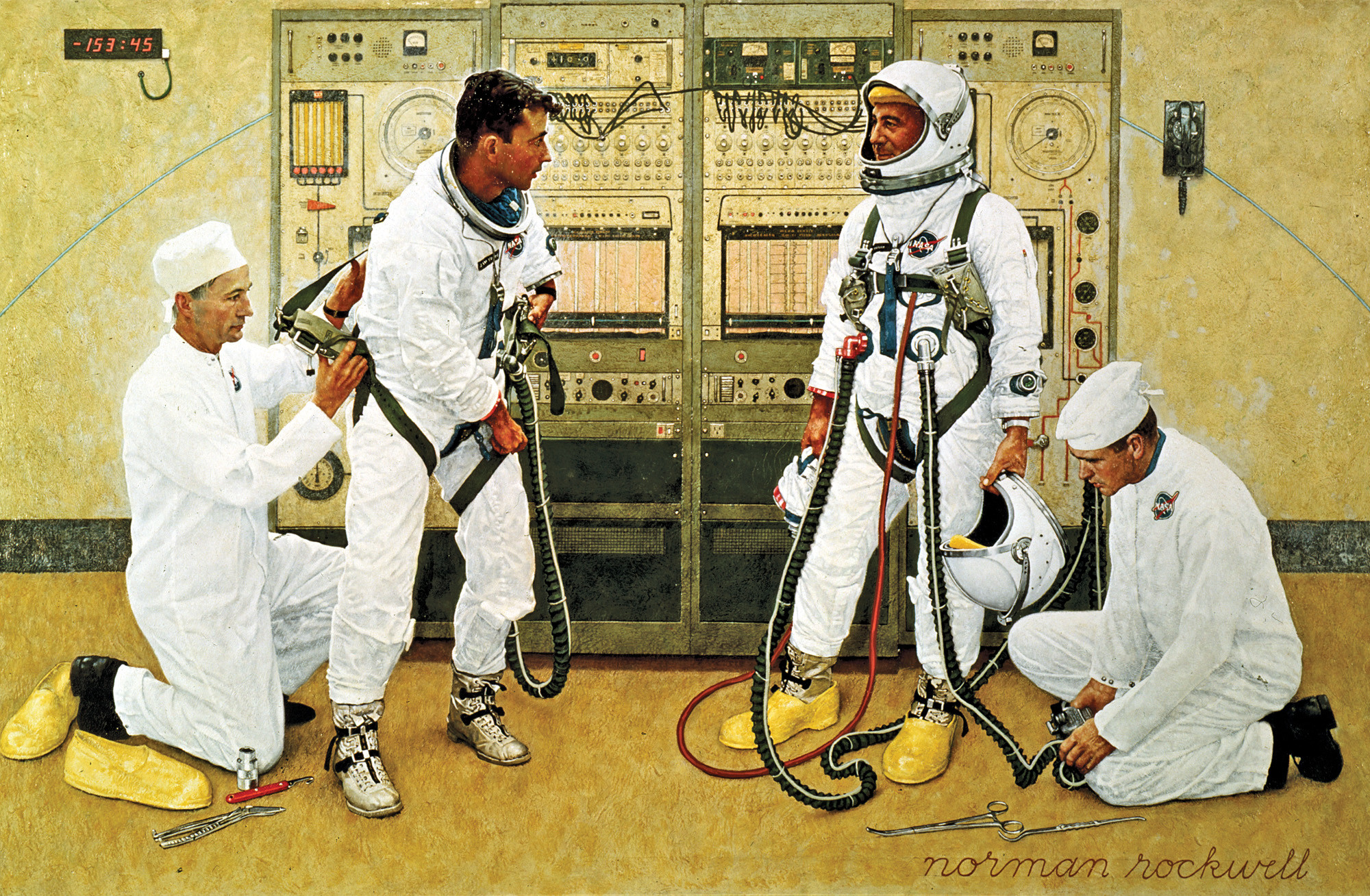 Norman Rockwell Wallpaper 51 Images
