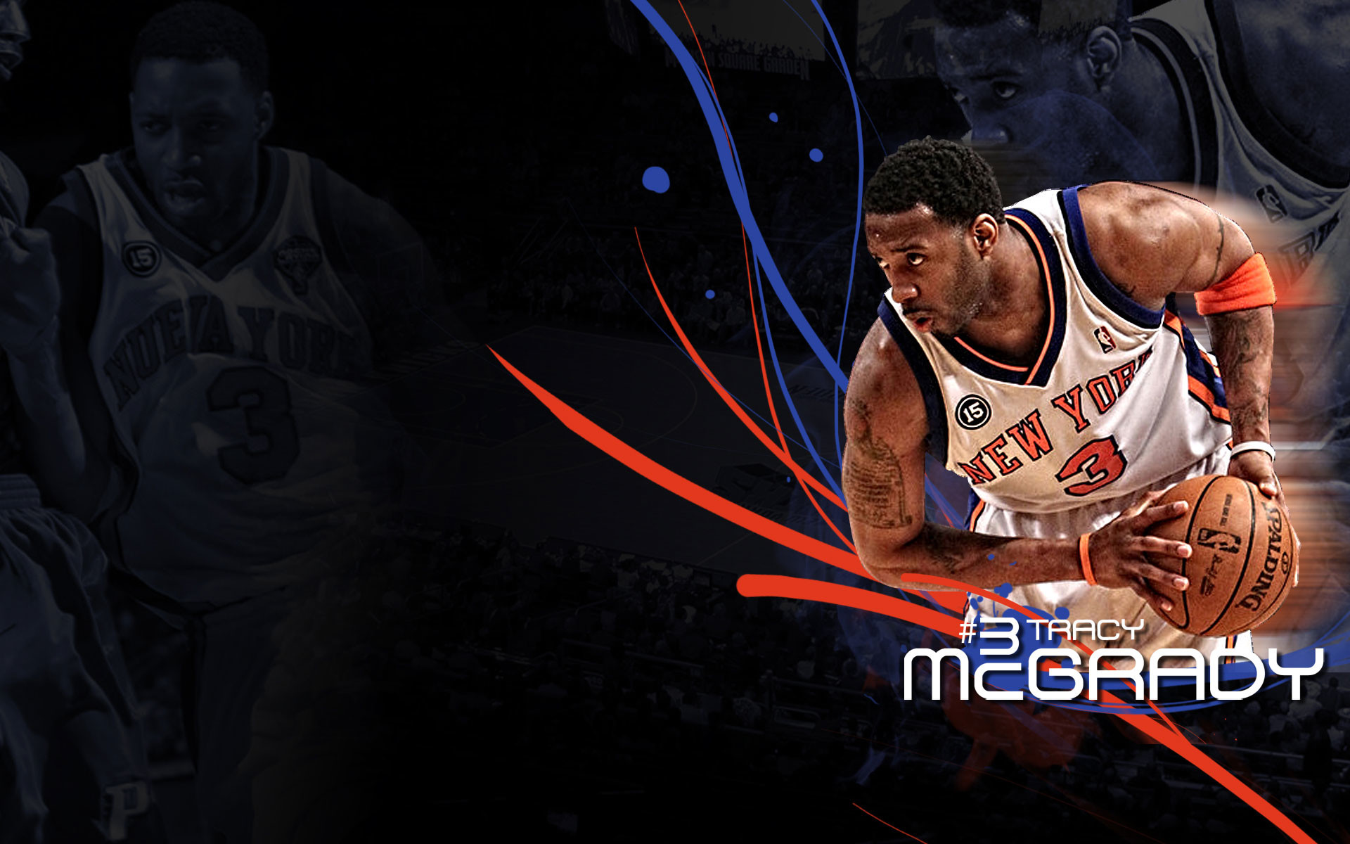 1920x1200 T-Mac Knicks 1920-x1200 Widescreen Wallpaper