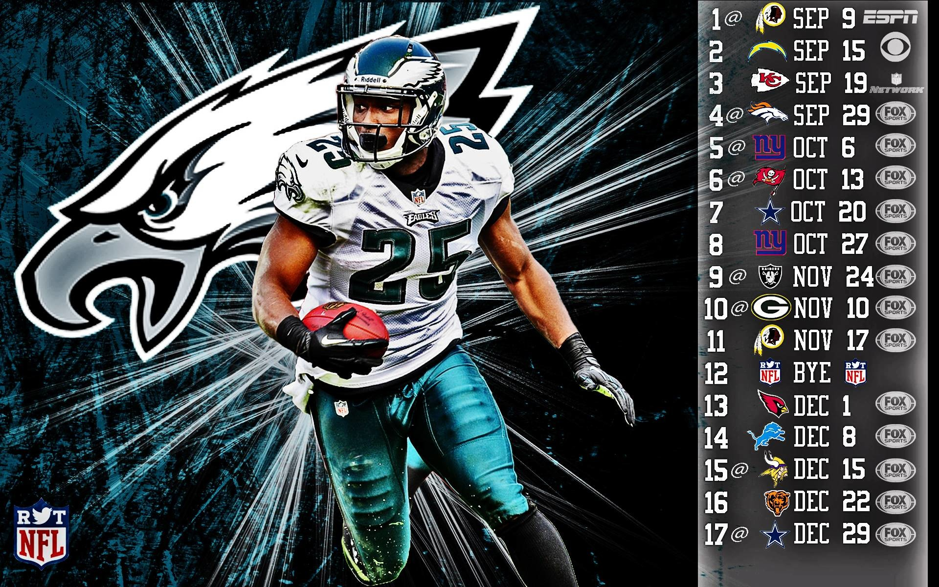 1920x1200 Philadelphia Eagles | HDR Sports