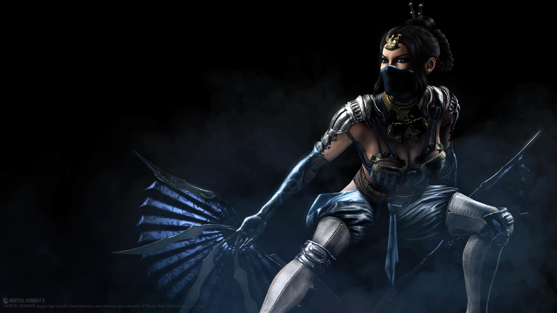 1920x1080 Mortal Kombat X - Kitana 1920x1080 wallpaper