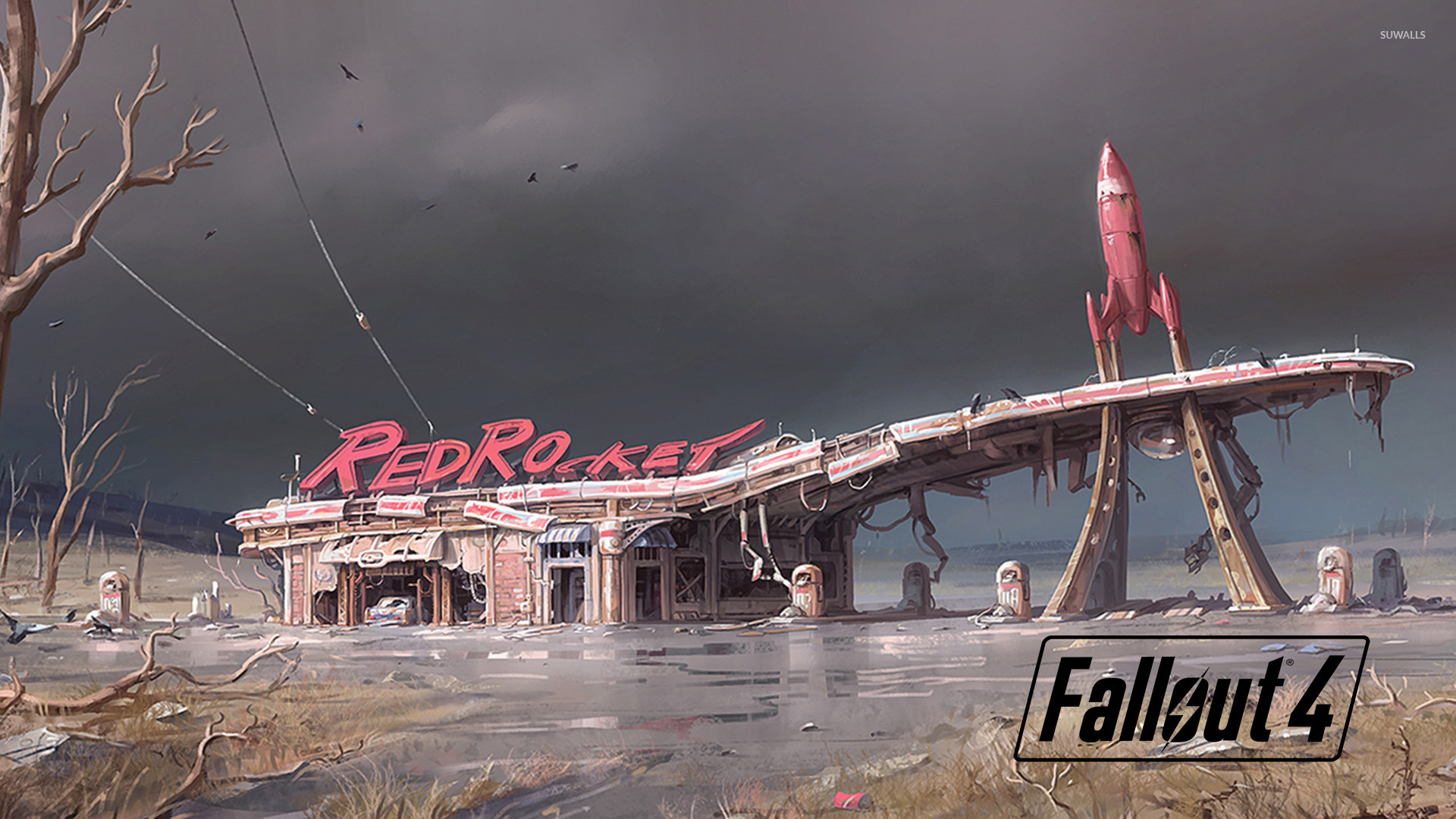 Fallout 4 Wallpaper 1920x1080 (77+ images)